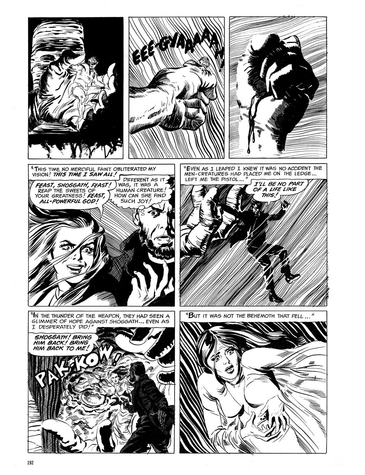 Read online Eerie Archives comic -  Issue # TPB 1 - 193