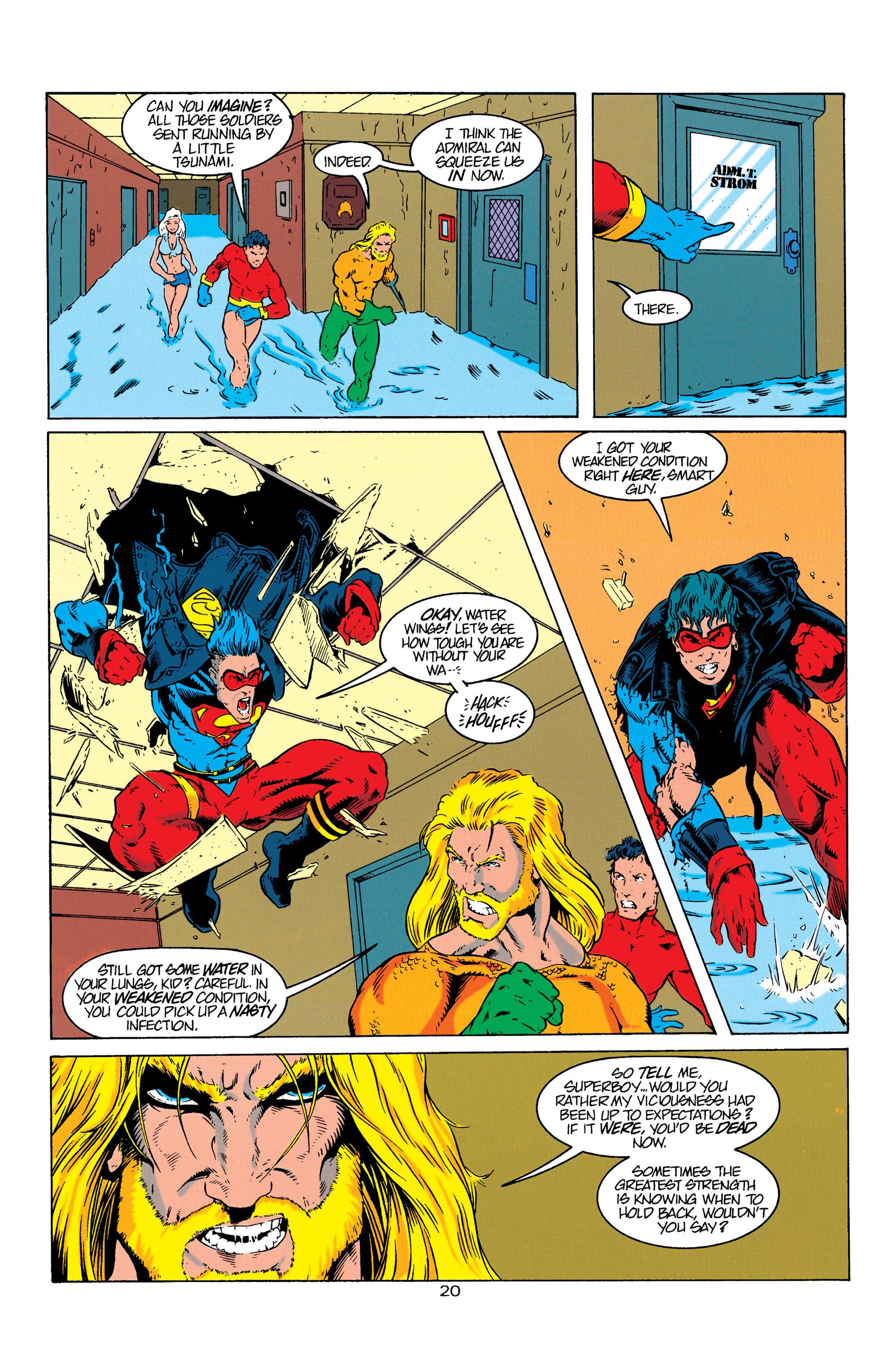 Read online Aquaman (1994) comic -  Issue #3 - 19