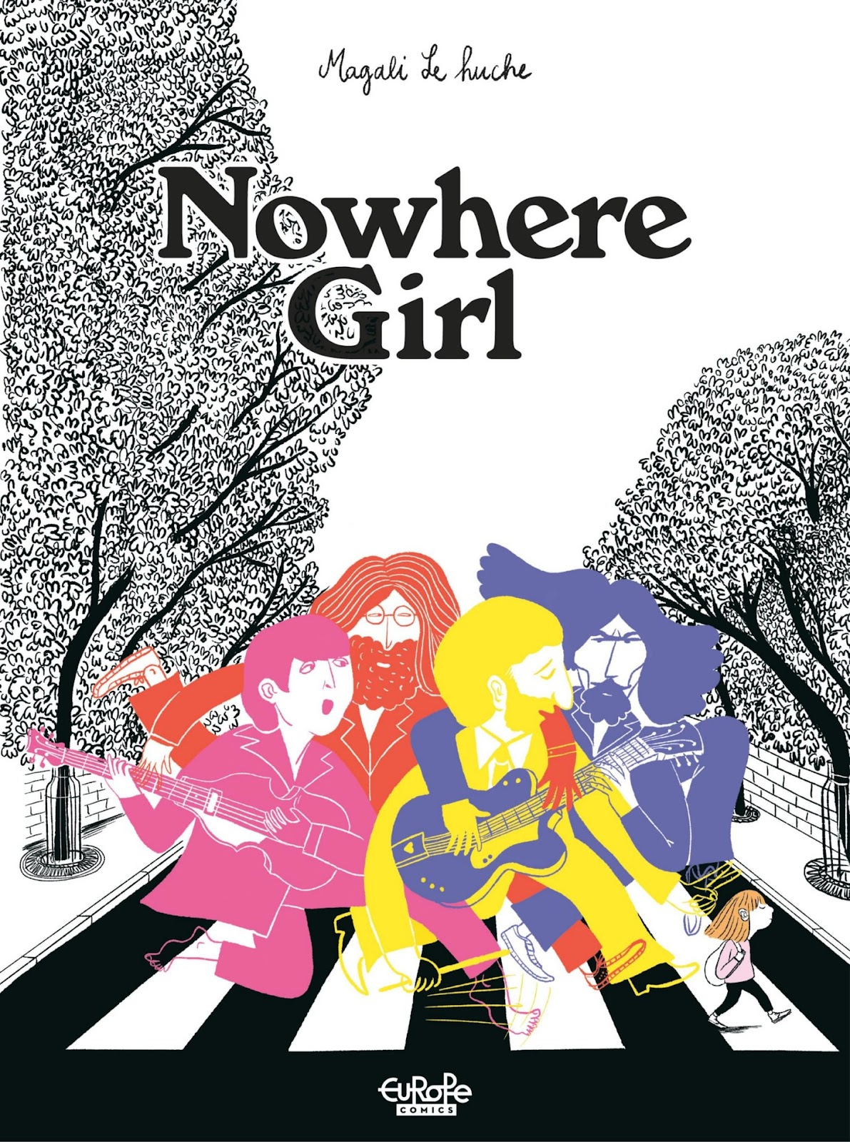 Nowhere Girl issue TPB - Page 1