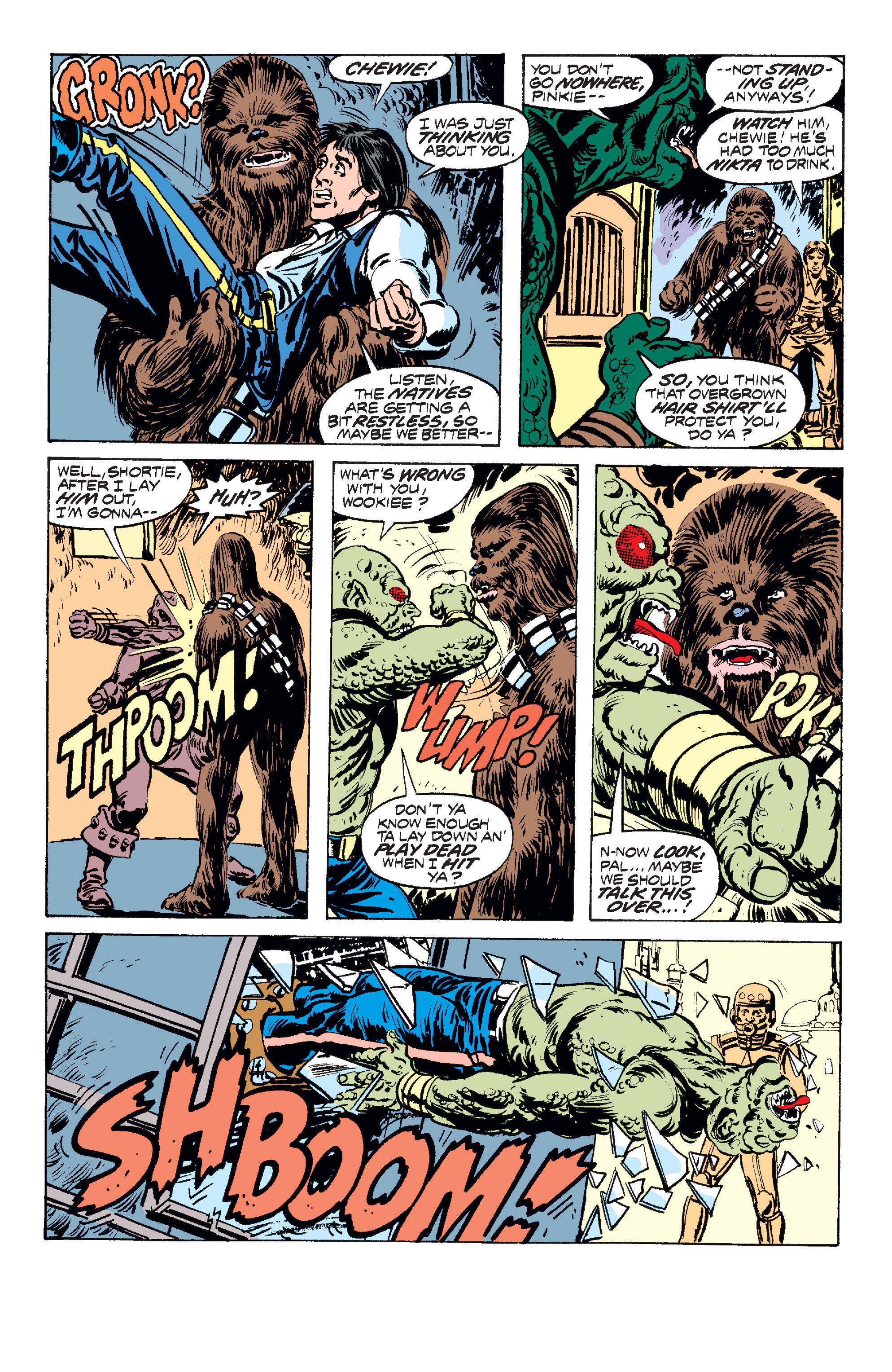 Read online Star Wars Omnibus comic -  Issue # Vol. 13 - 138
