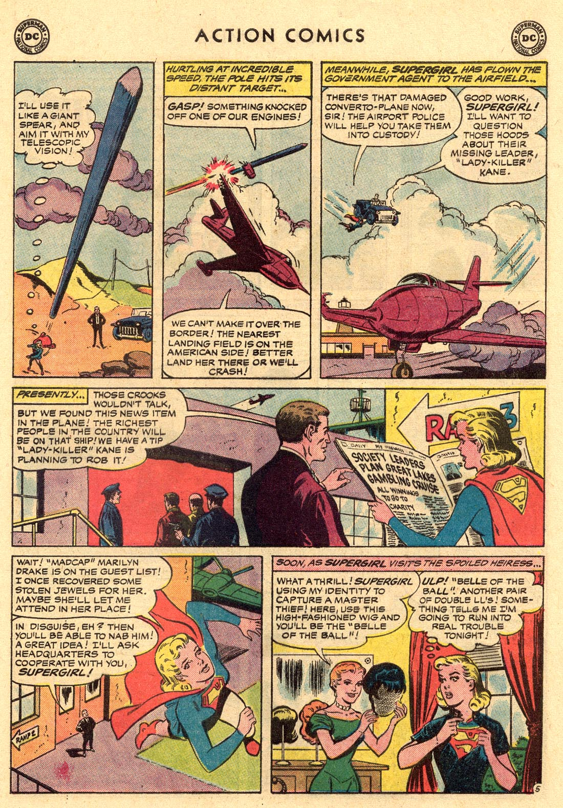 Read online Action Comics (1938) comic -  Issue #312 - 25