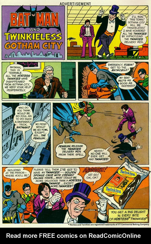 Read online Adventure Comics (1938) comic -  Issue #445 - 2