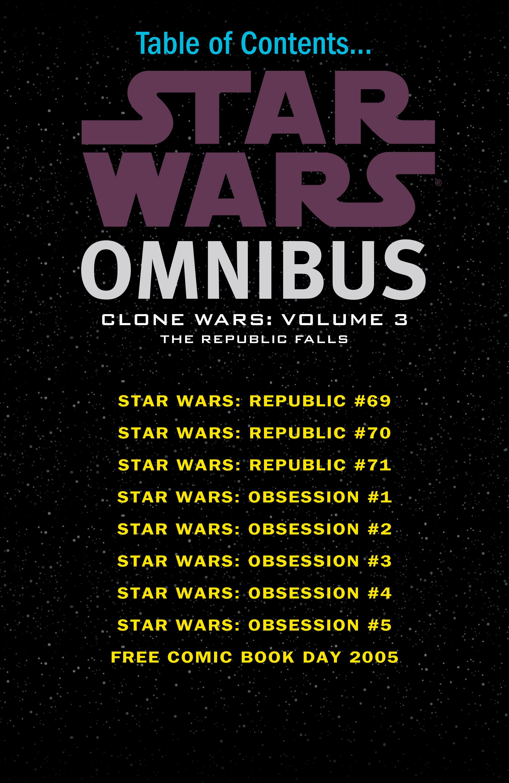 Read online Star Wars Omnibus comic -  Issue # Vol. 26 - 3