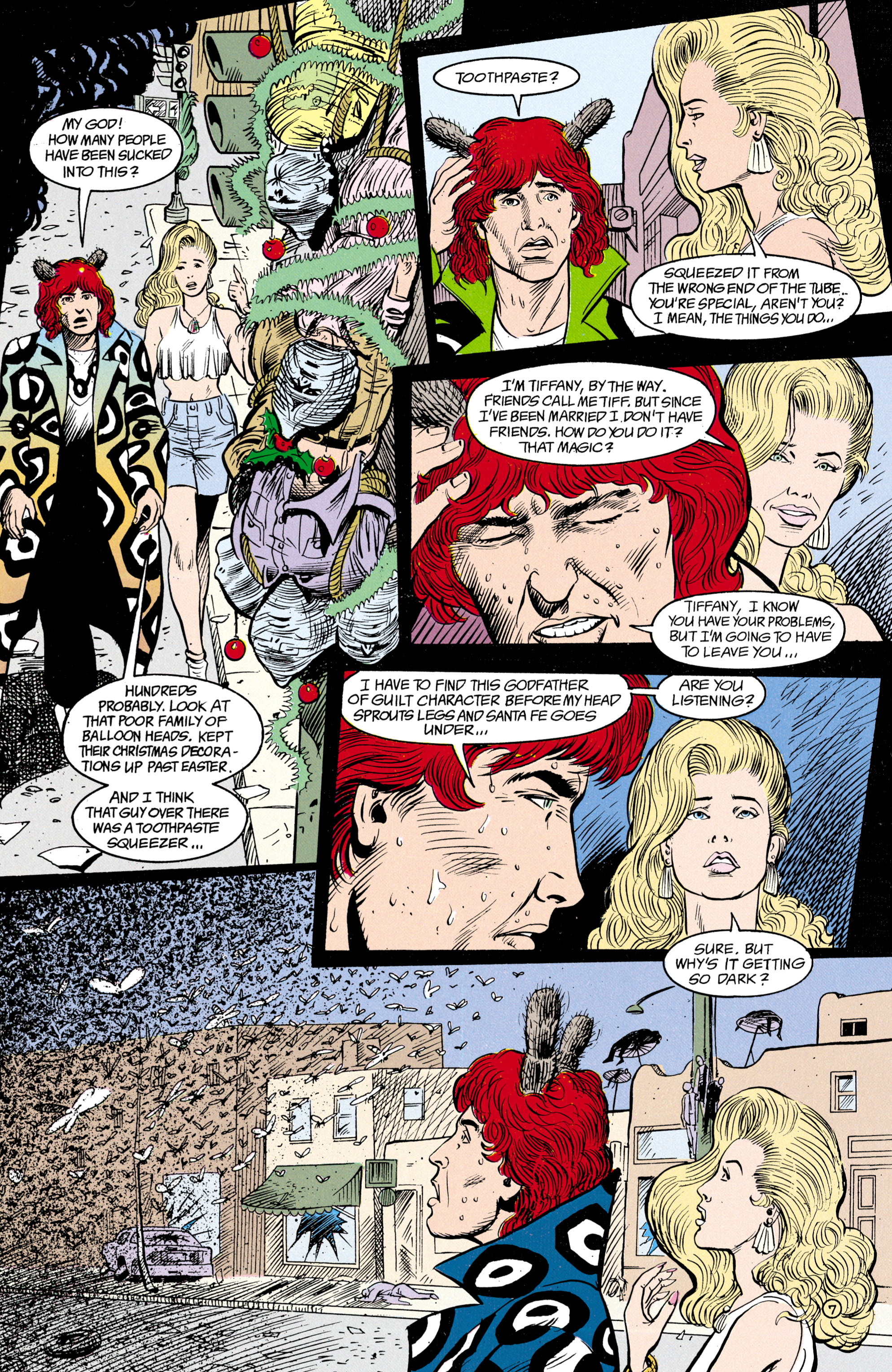 Read online Shade, the Changing Man comic -  Issue #14 - 8