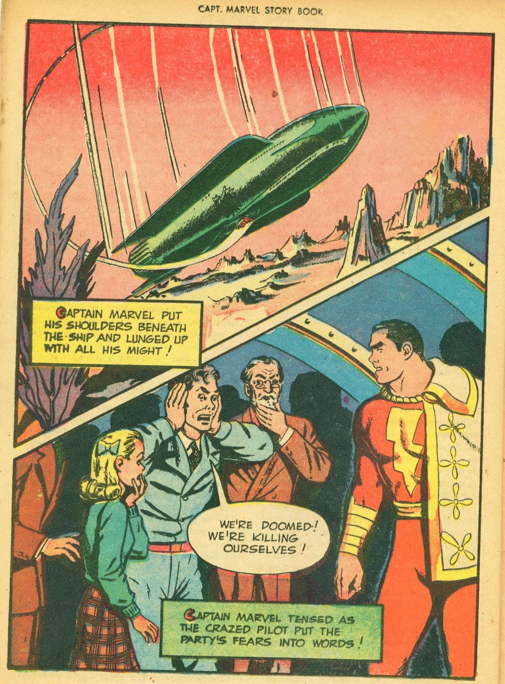 Captain Marvel Storybook issue 2 - Page 25