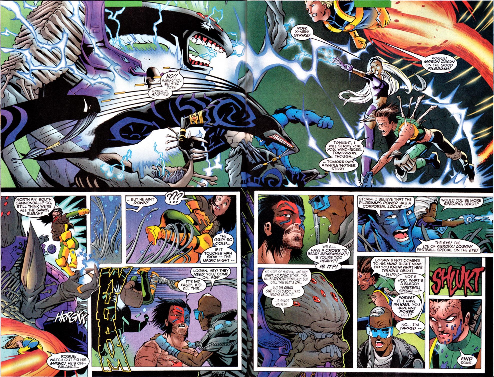 X-Men (1991) 75 Page 31