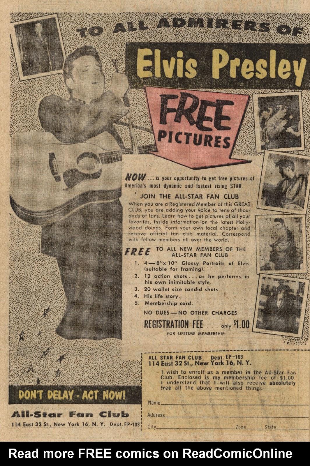 Love Romances (1949) issue 66 - Page 34