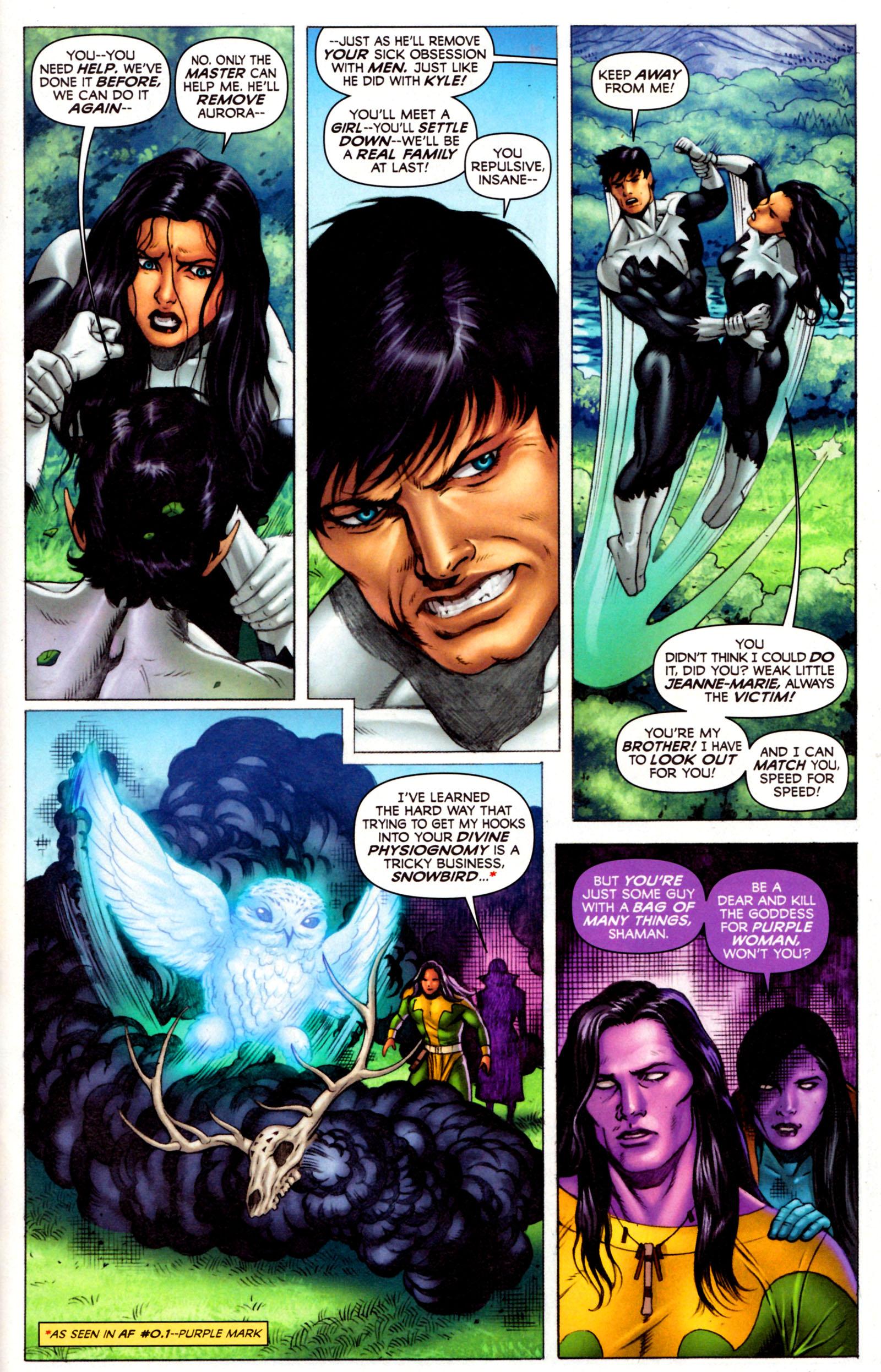 Read online Alpha Flight (2011) comic -  Issue #7 - 19