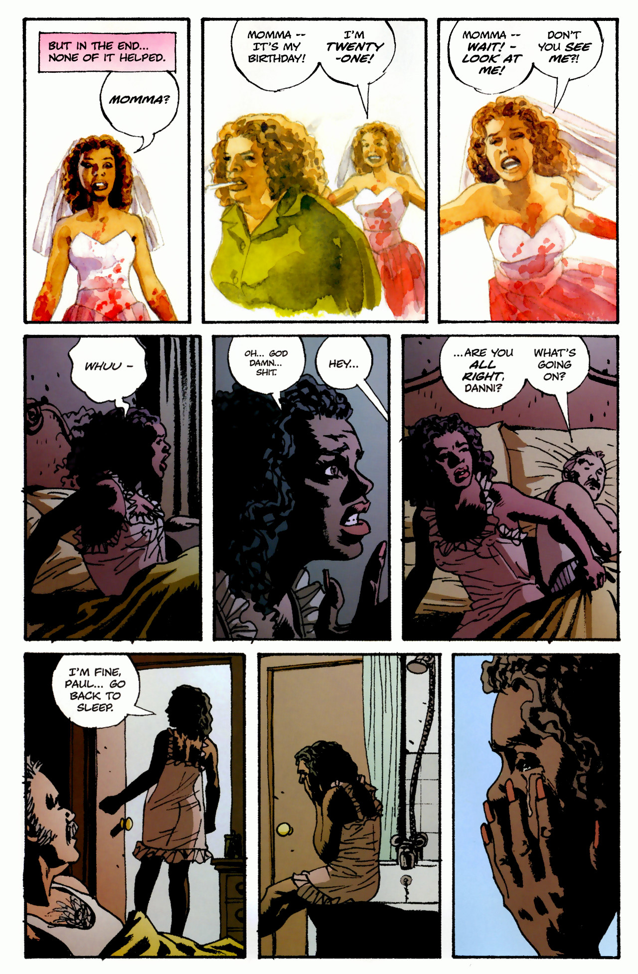 Read online Criminal (2008) comic -  Issue #3 - 21