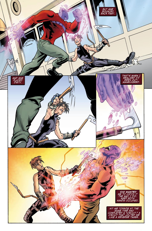 Read online Wonder Man (2007) comic -  Issue #1 - 14