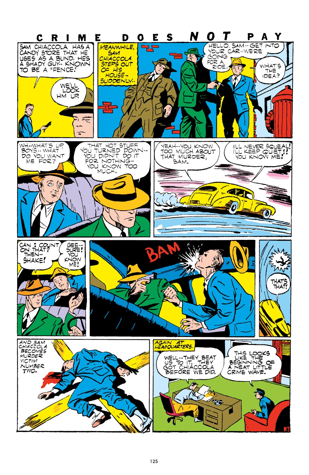 Read online Crime Does Not Pay Archives comic -  Issue # TPB 1 (Part 2) - 28