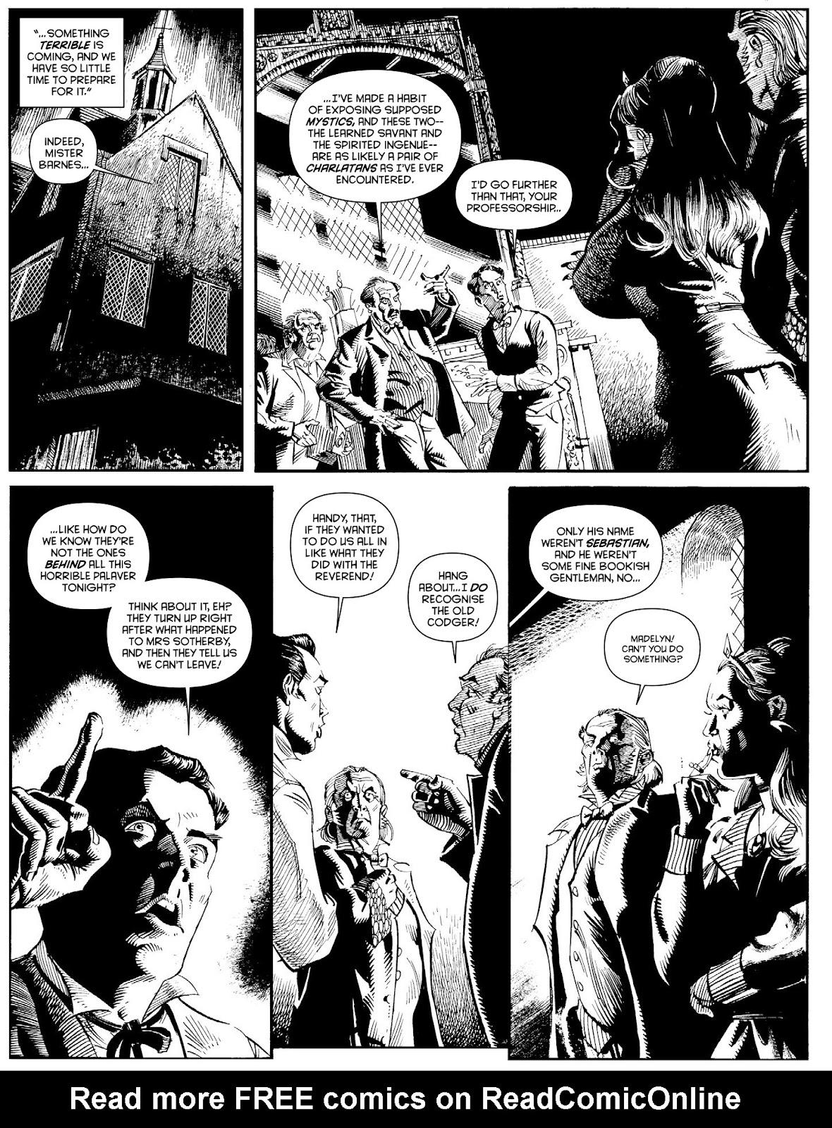 Judge Dredd Megazine (Vol. 5) issue 427 - Page 95