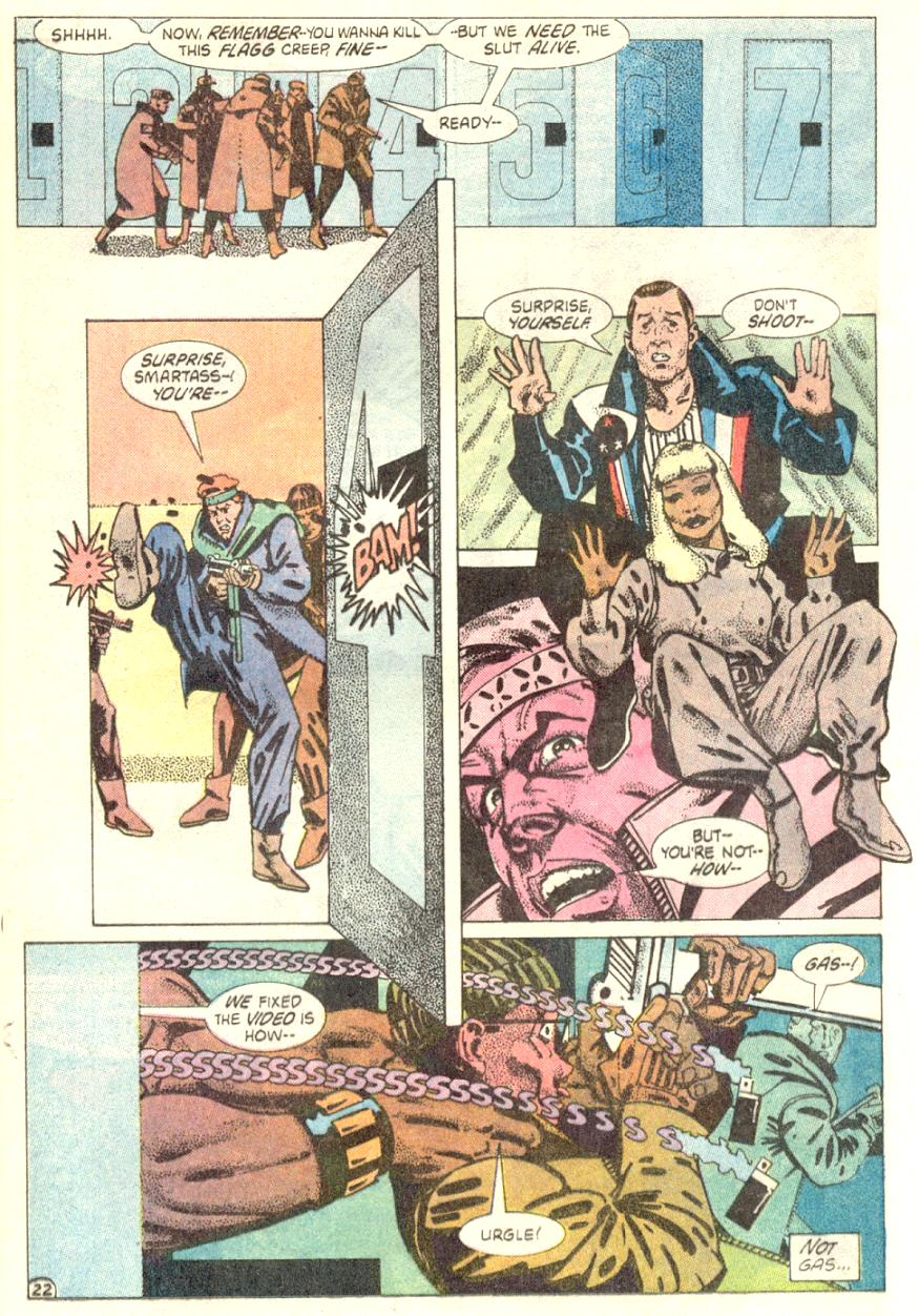 American Flagg! issue 4 - Page 23