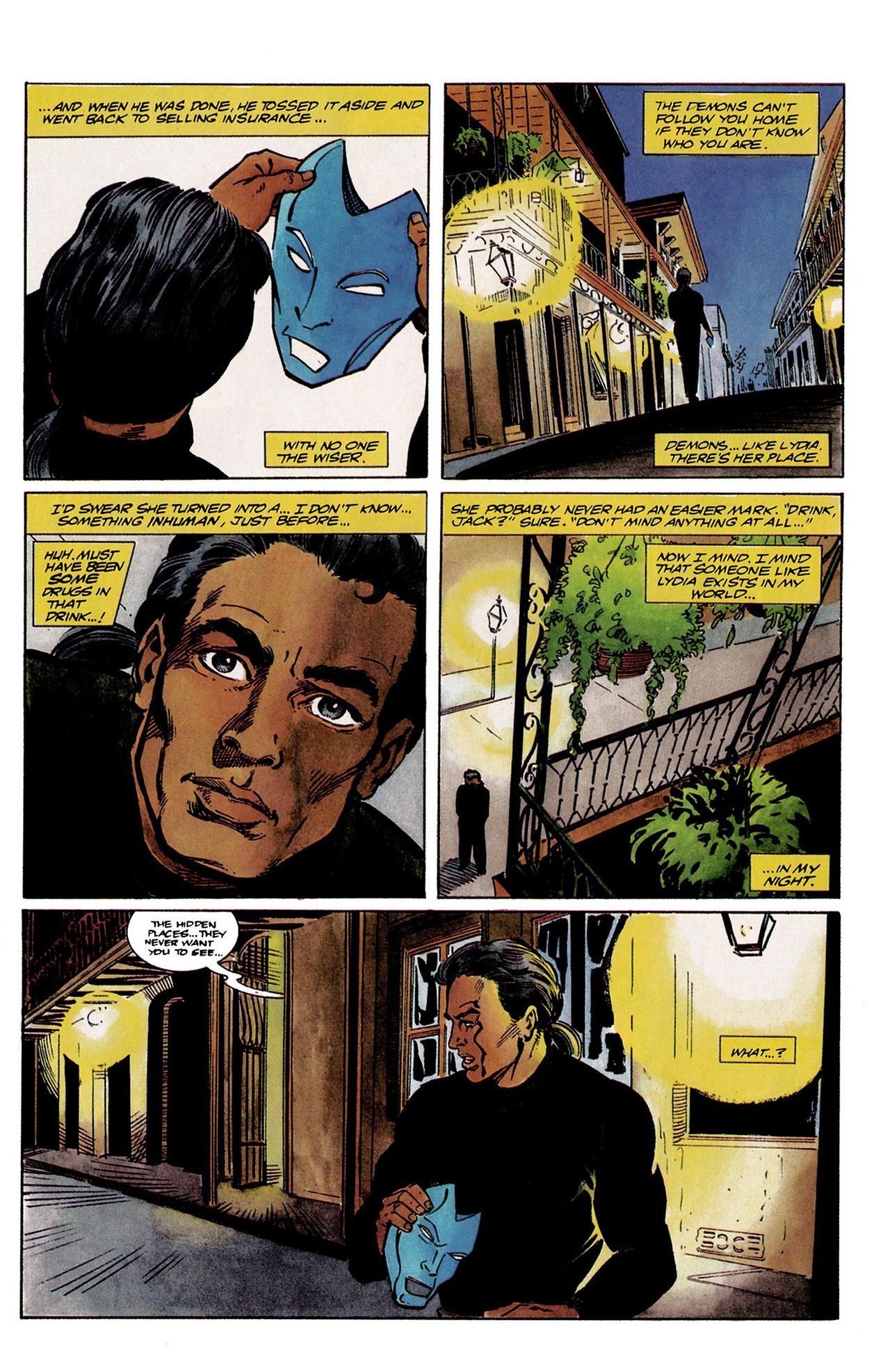 Read online Shadowman (1992) comic -  Issue #1 - 17