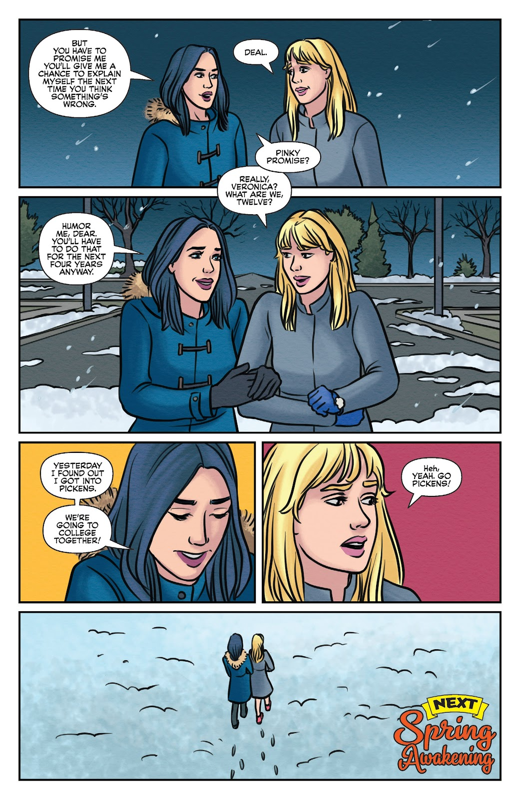 Read online Betty & Veronica (2019) comic -  Issue #3 - 22