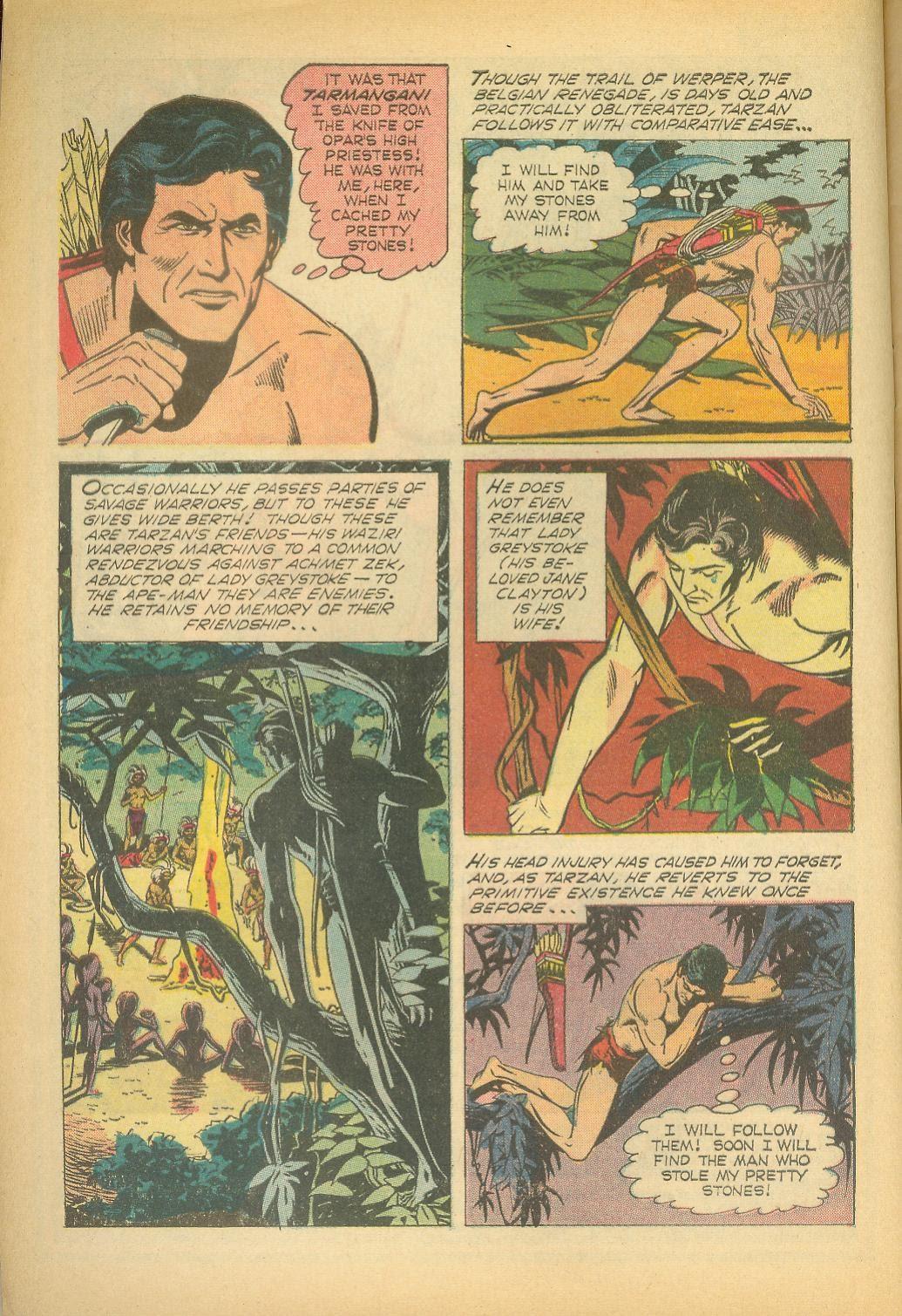Tarzan (1962) issue 160 - Page 4