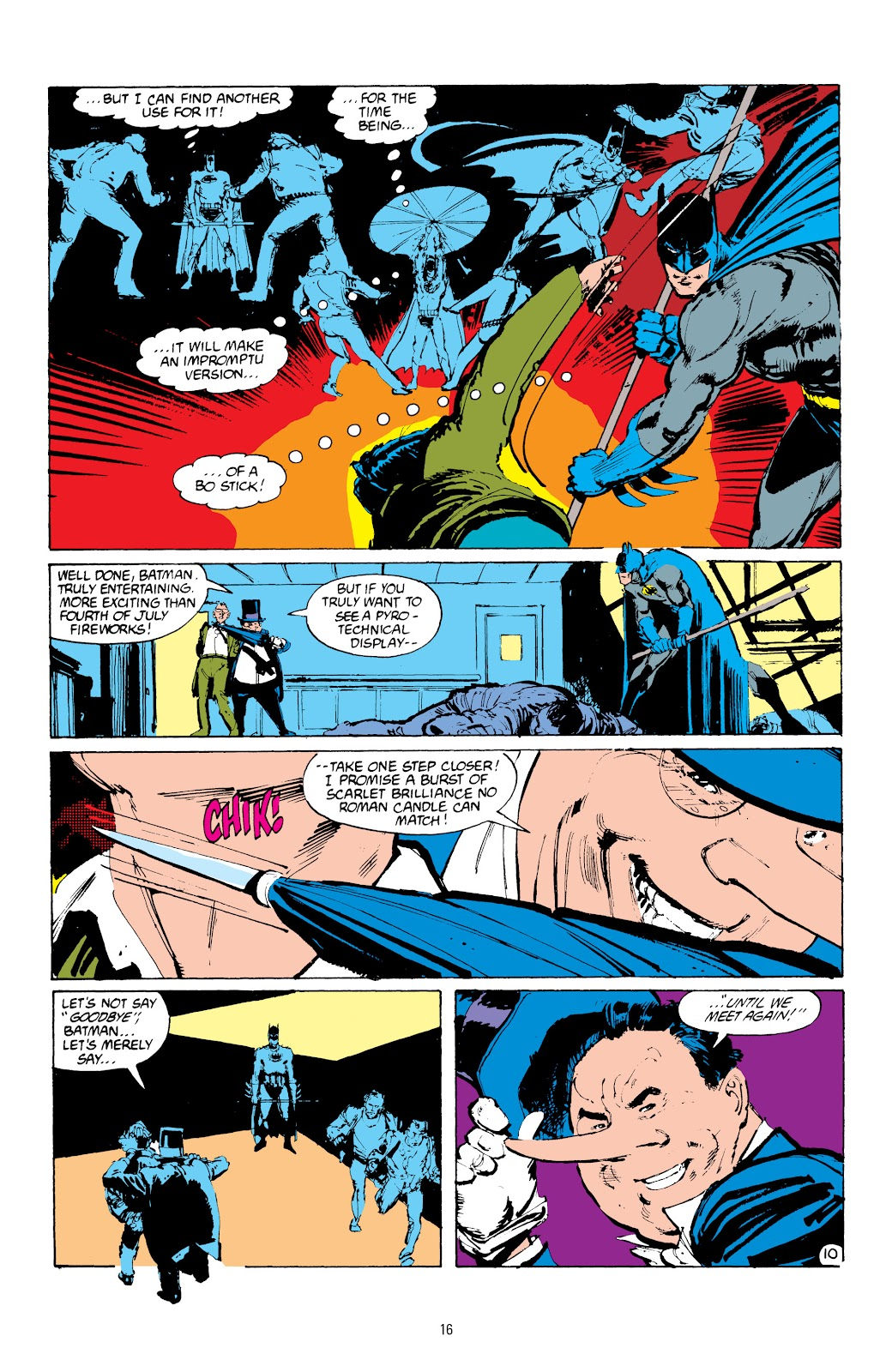Read online Detective Comics (1937) comic -  Issue # _TPB Batman - The Dark Knight Detective 1 (Part 1) - 16