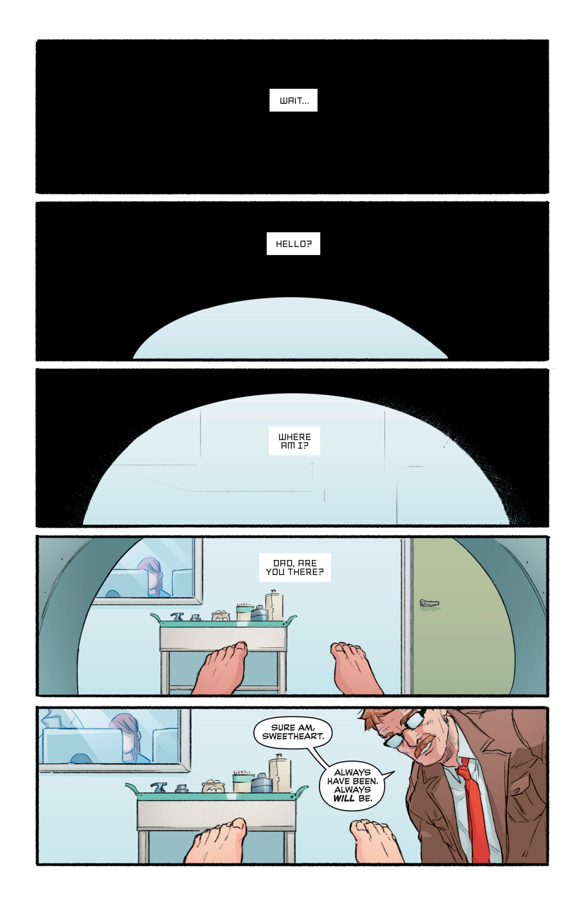 Read online Secret Origins (2014) comic -  Issue #10 - 3