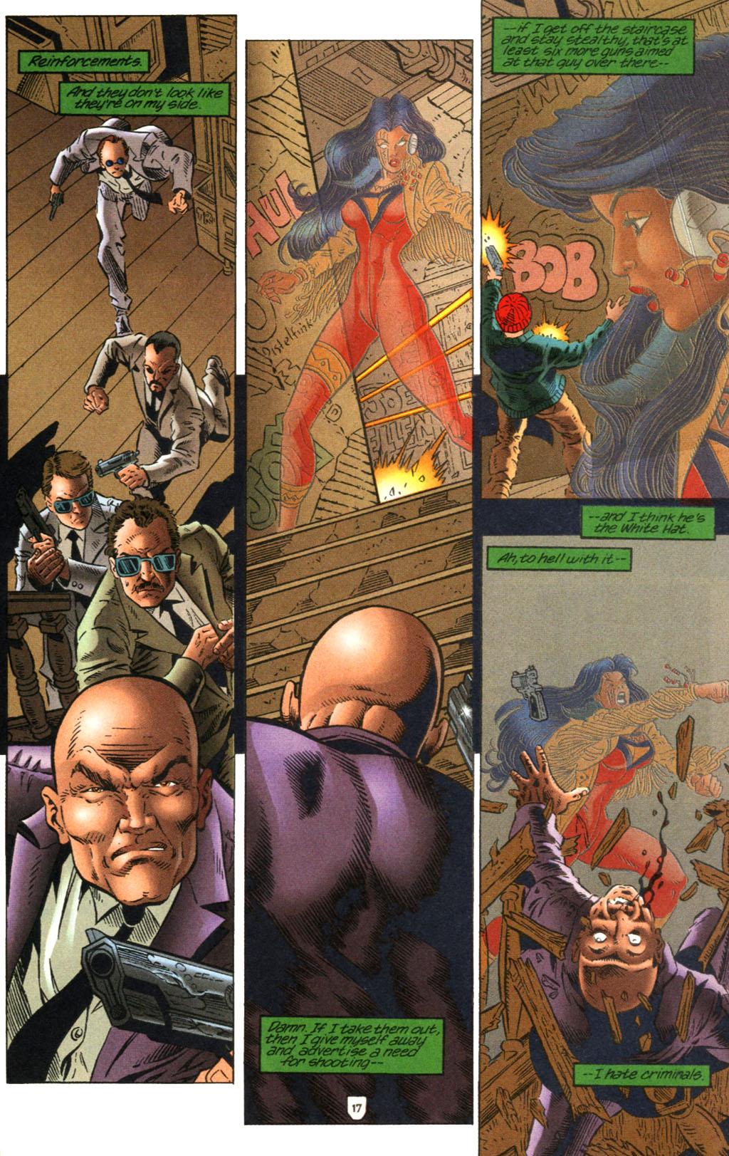 Read online UltraForce (1995) comic -  Issue #2 - 18