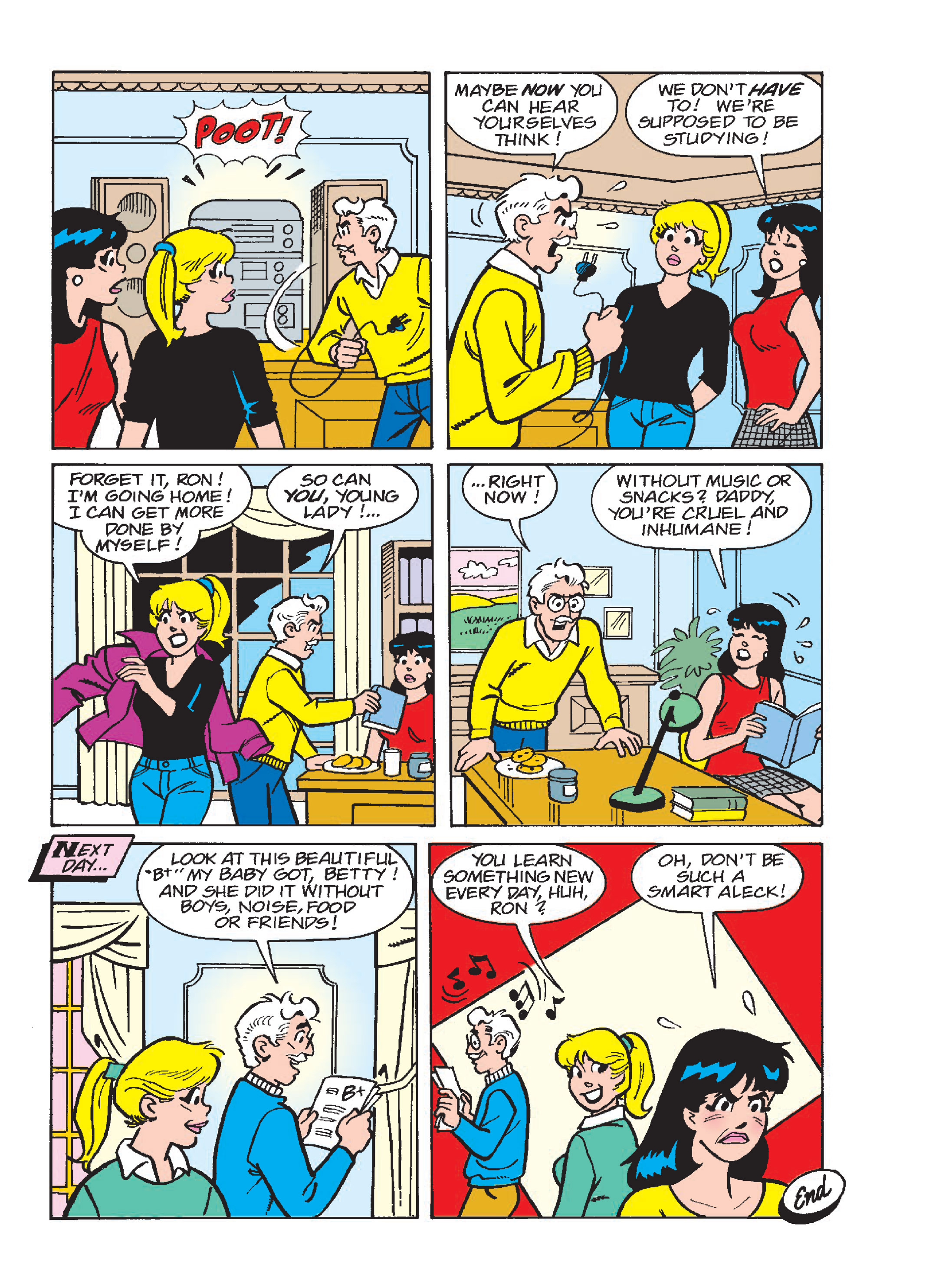 Read online Archie 1000 Page Comics Blowout! comic -  Issue # TPB (Part 2) - 109