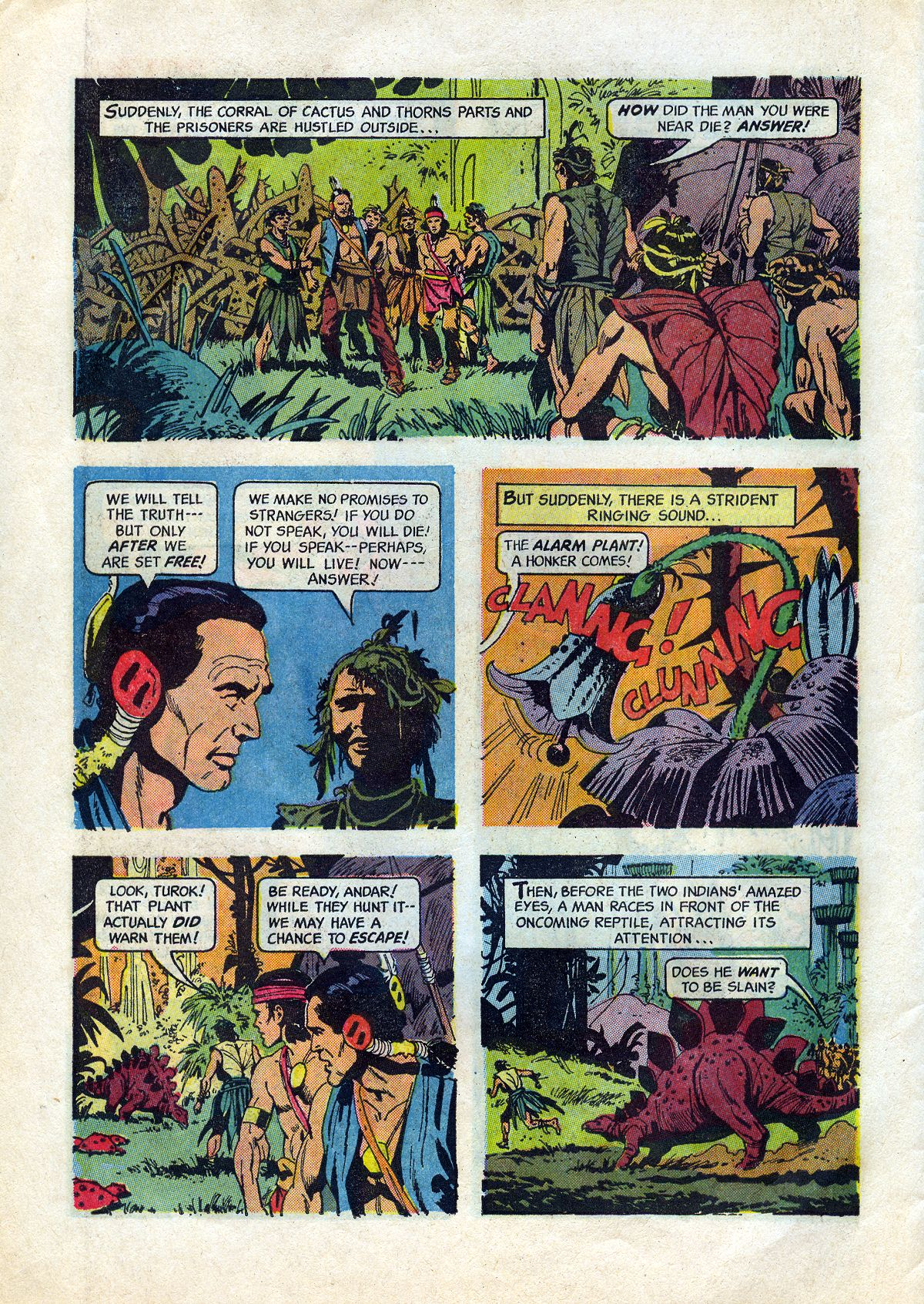 Read online Turok, Son of Stone comic -  Issue #45 - 10