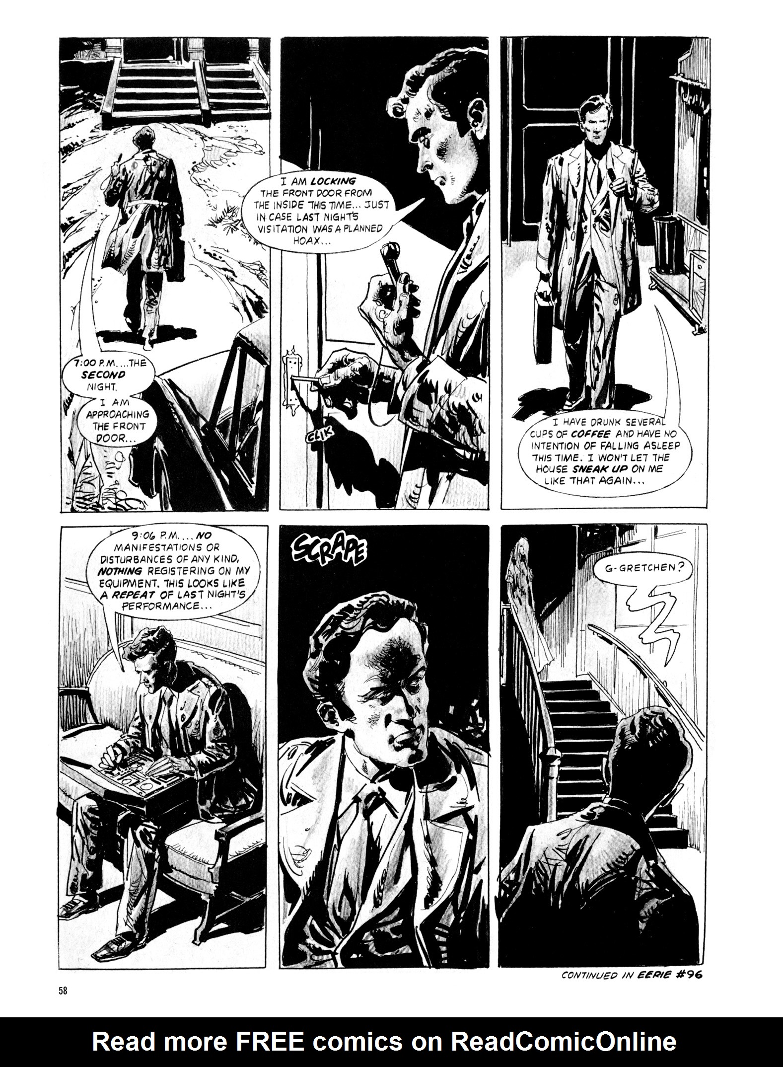 Read online Eerie Archives comic -  Issue # TPB 20 - 58