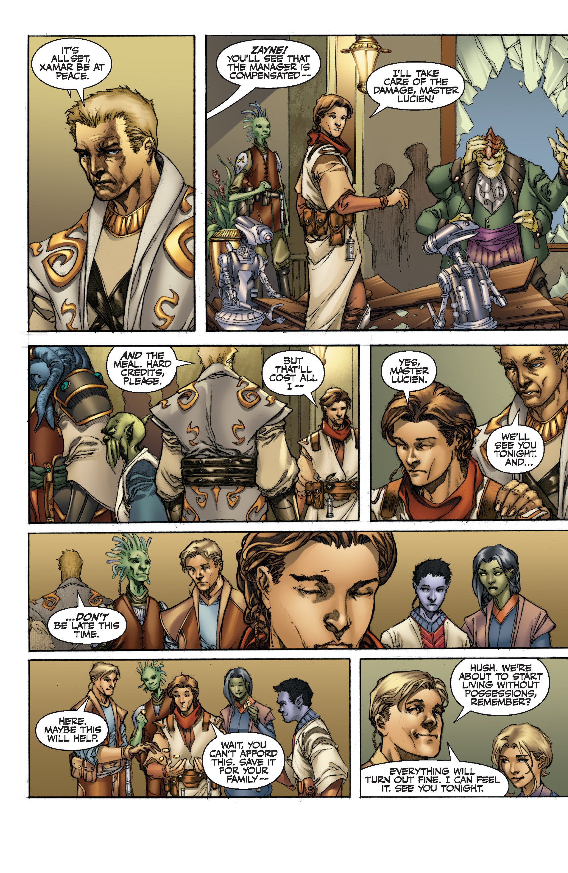 Read online Star Wars Omnibus comic -  Issue # Vol. 29 - 28