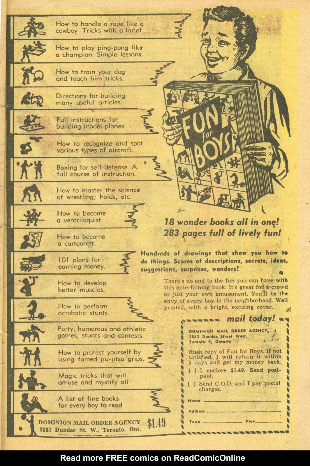 Venus (1948) issue 3 - Page 25