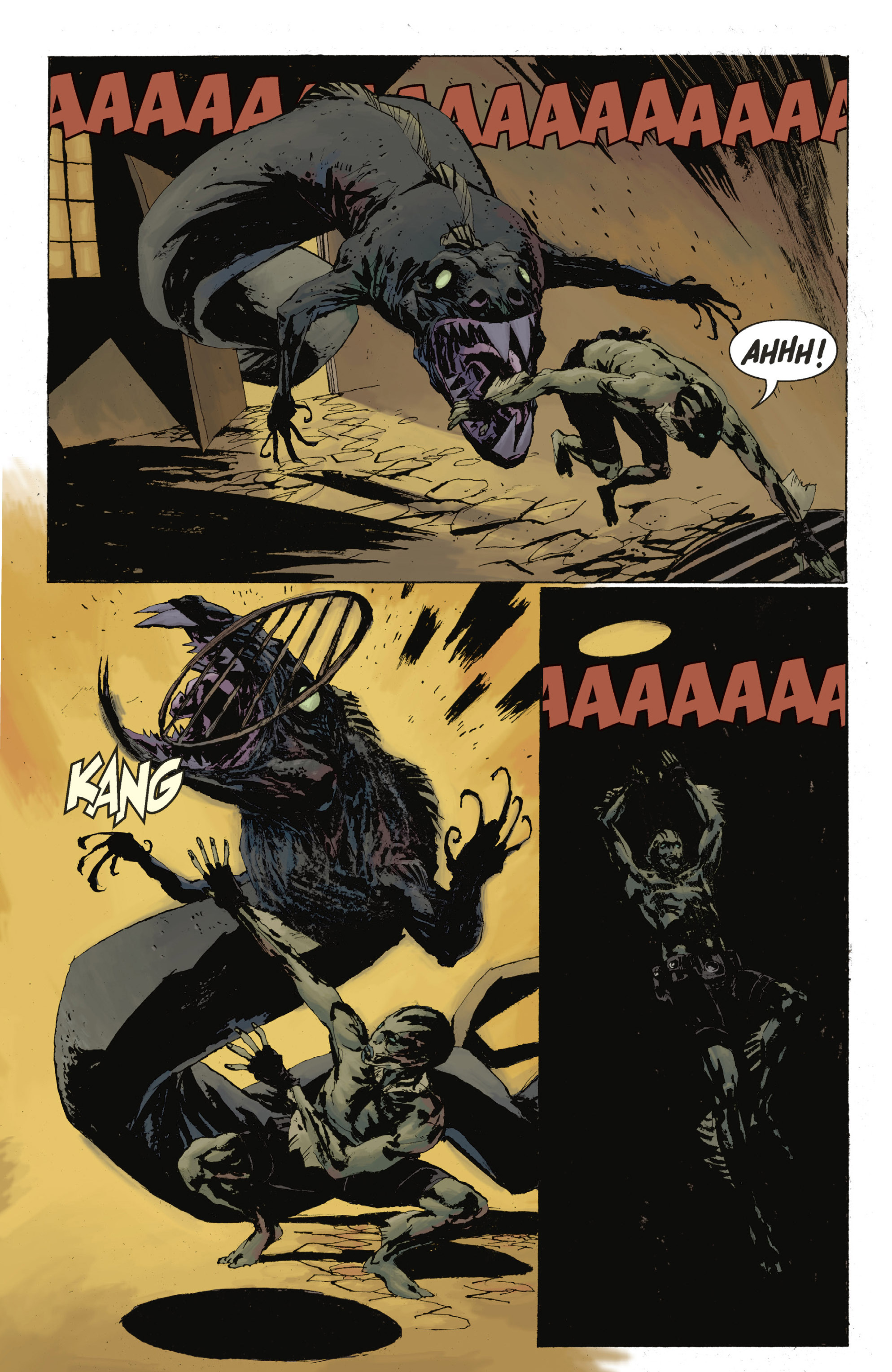 Read online Abe Sapien: The Drowning comic -  Issue #Abe Sapien: The Drowning _TPB - 77