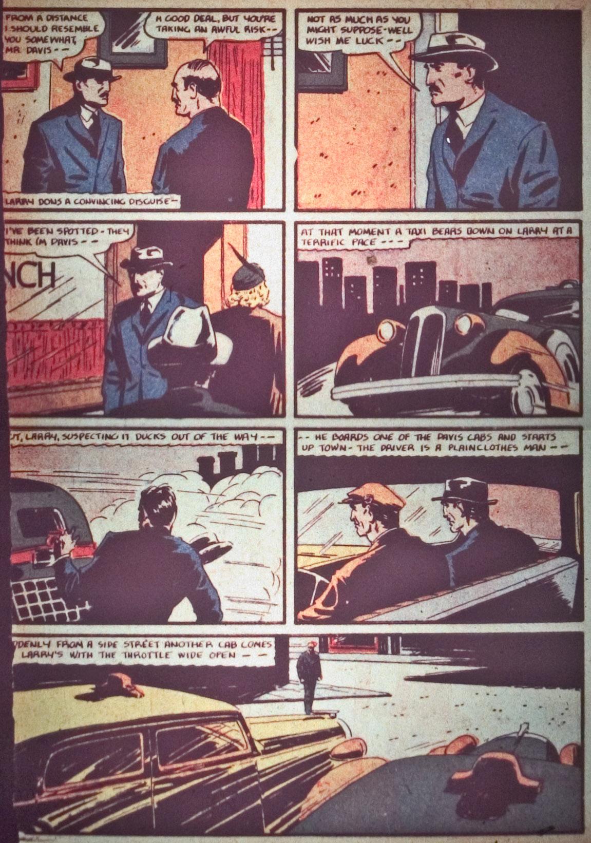 Read online Detective Comics (1937) comic -  Issue #26 - 40