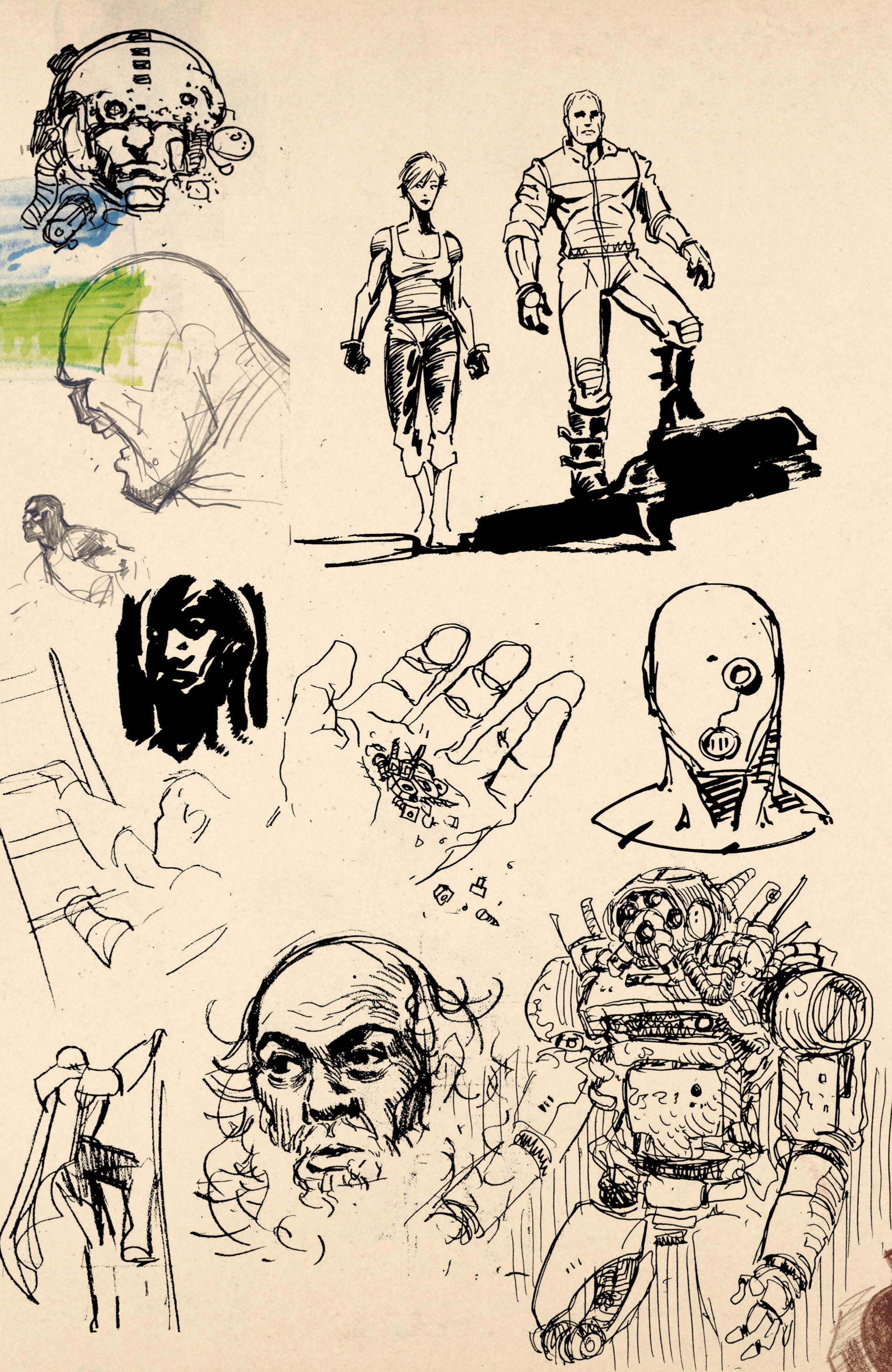 Read online Planetoid comic -  Issue # TPB - 172