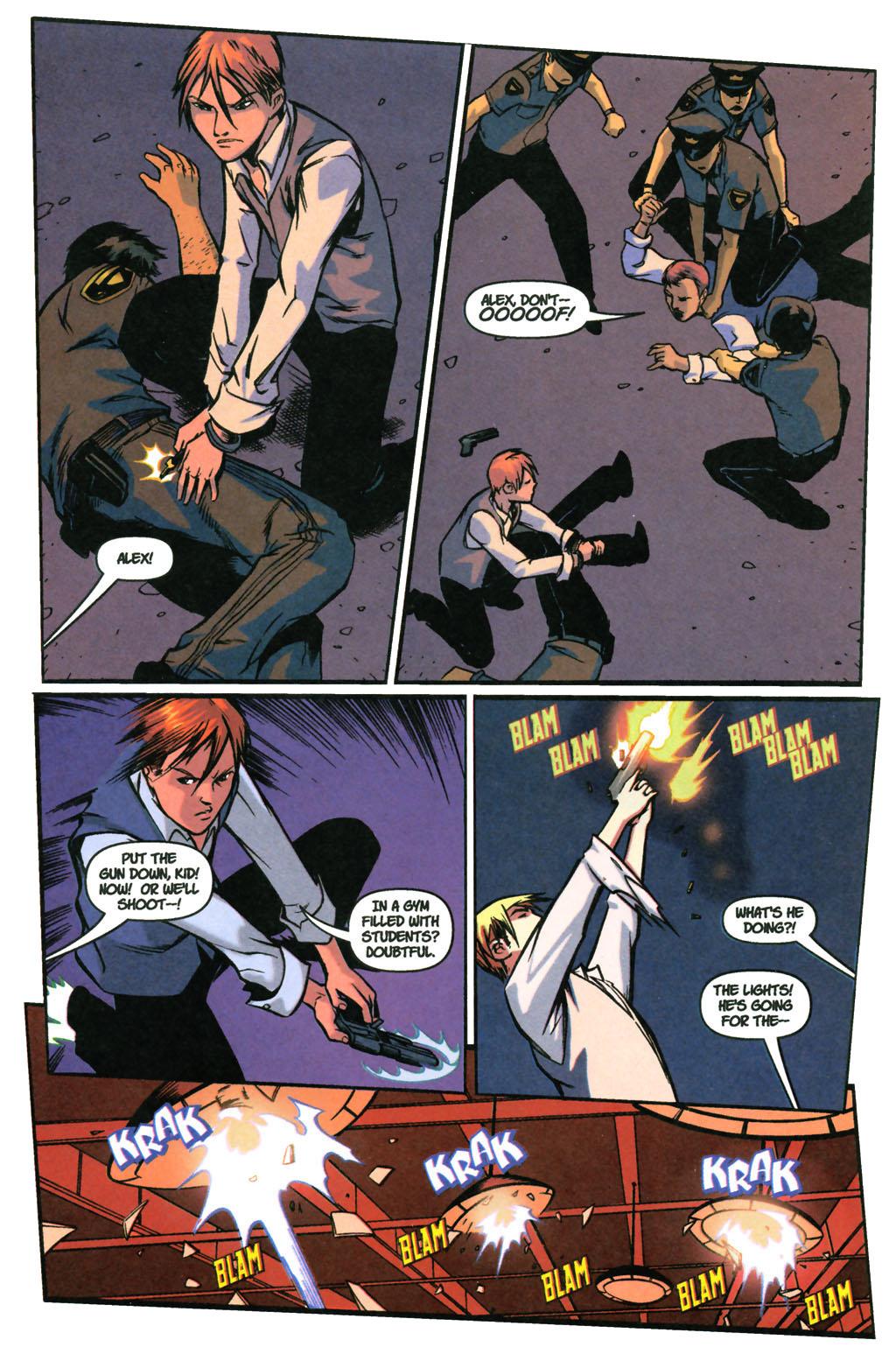 Read online SpyBoy: Final Exam comic -  Issue #3 - 7