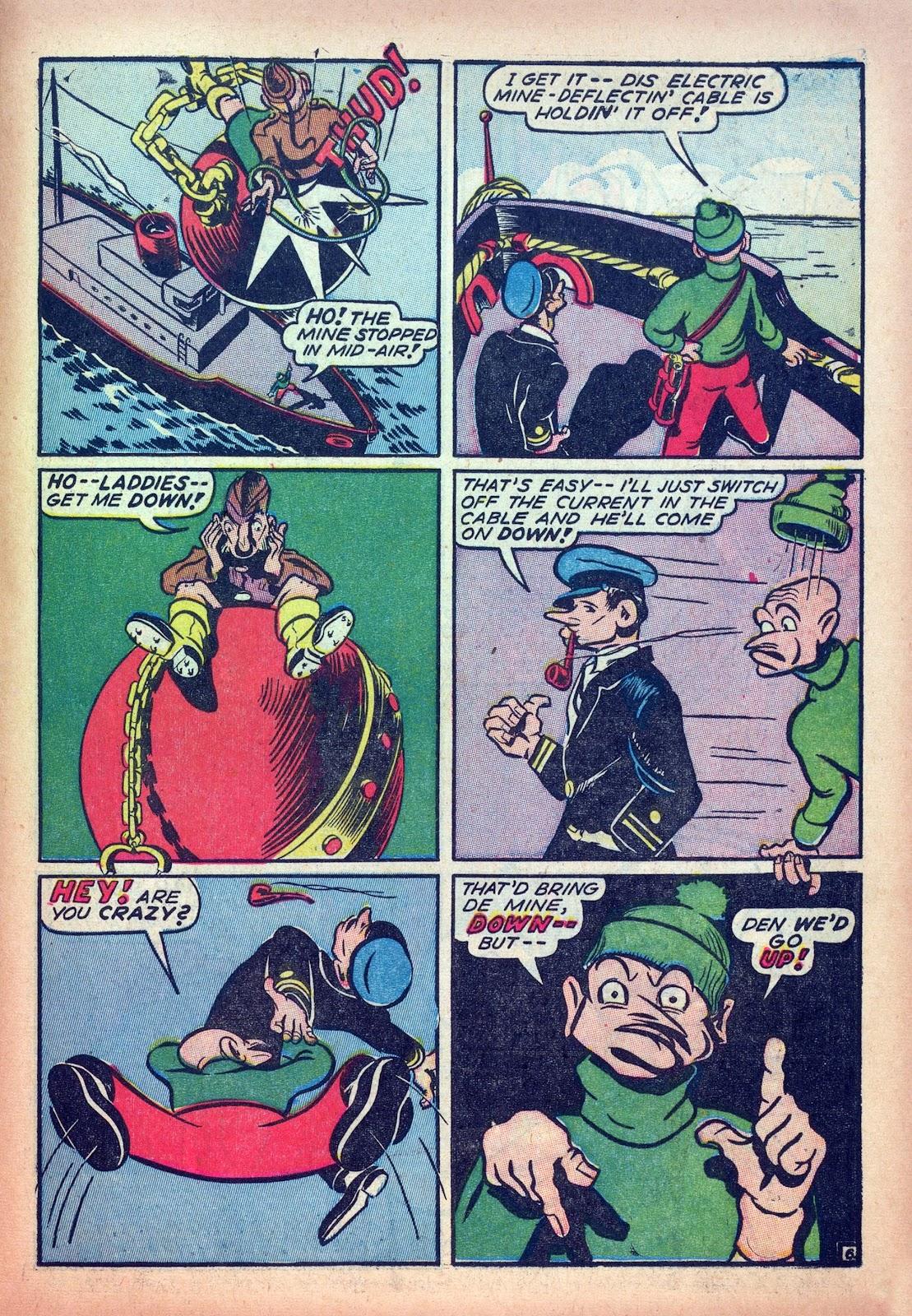 Read online Joker Comics comic -  Issue #9 - 51