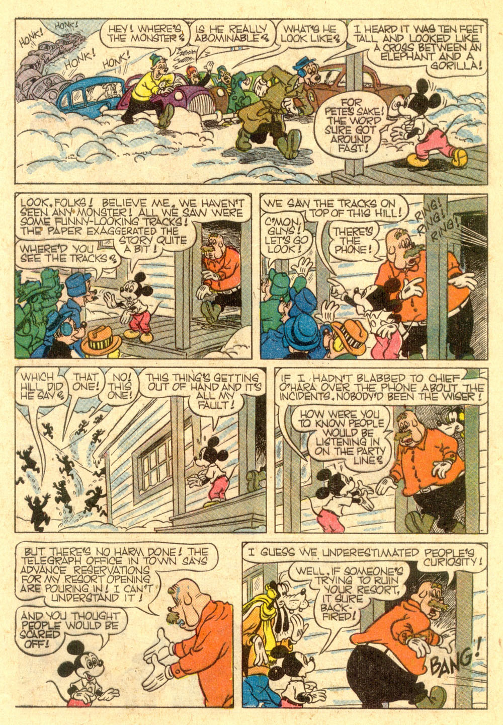 Walt Disney's Comics and Stories issue 221 - Page 29