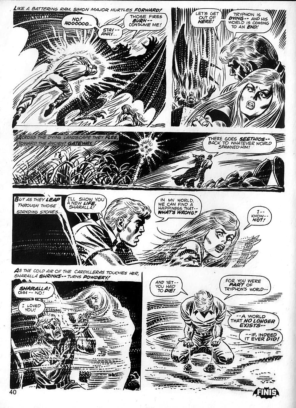 Vampire Tales issue 2 - Page 41