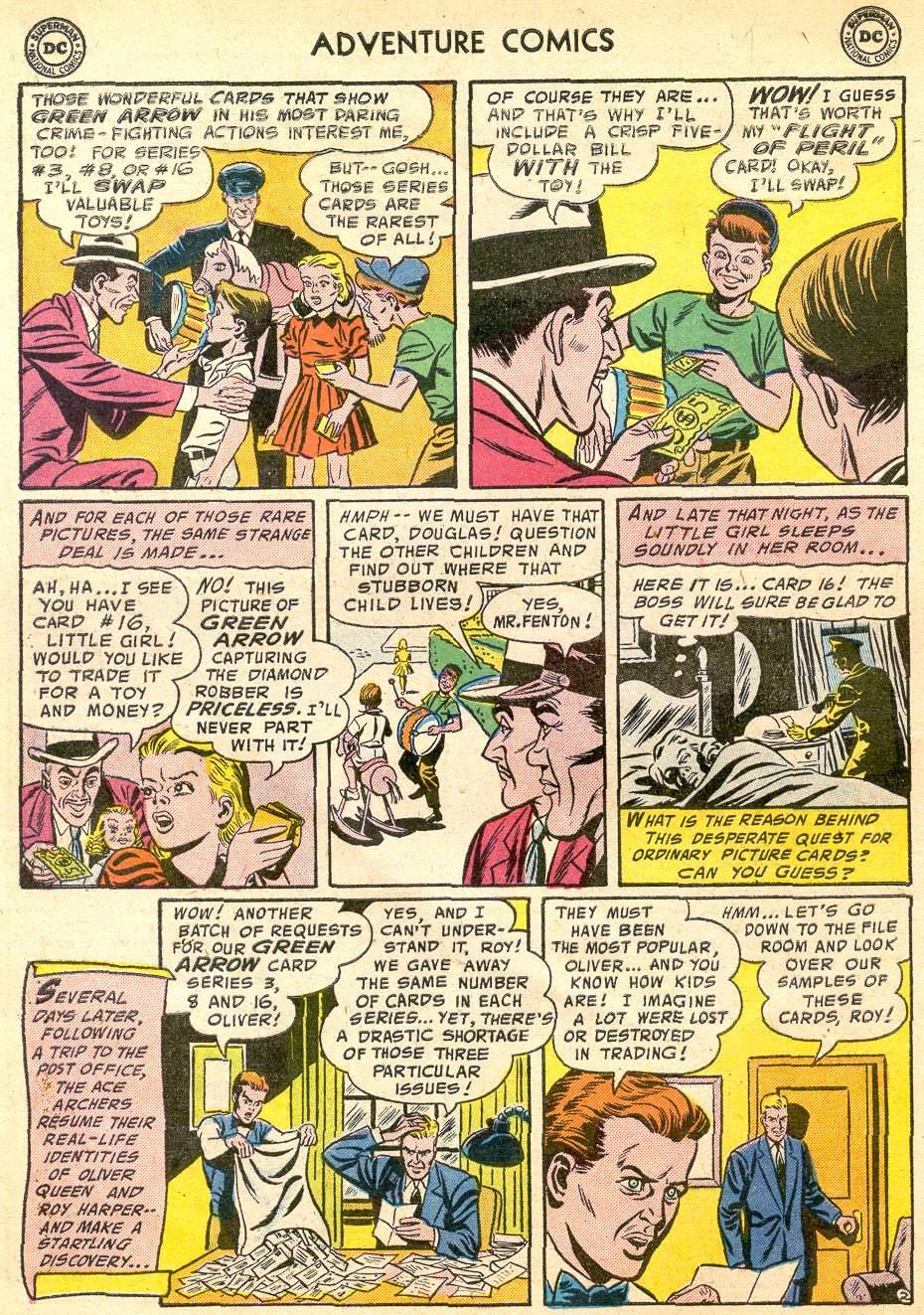 Read online Adventure Comics (1938) comic -  Issue #227 - 28