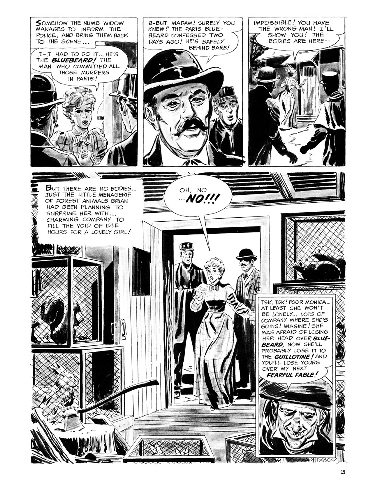 Read online Eerie Archives comic -  Issue # TPB 1 - 16