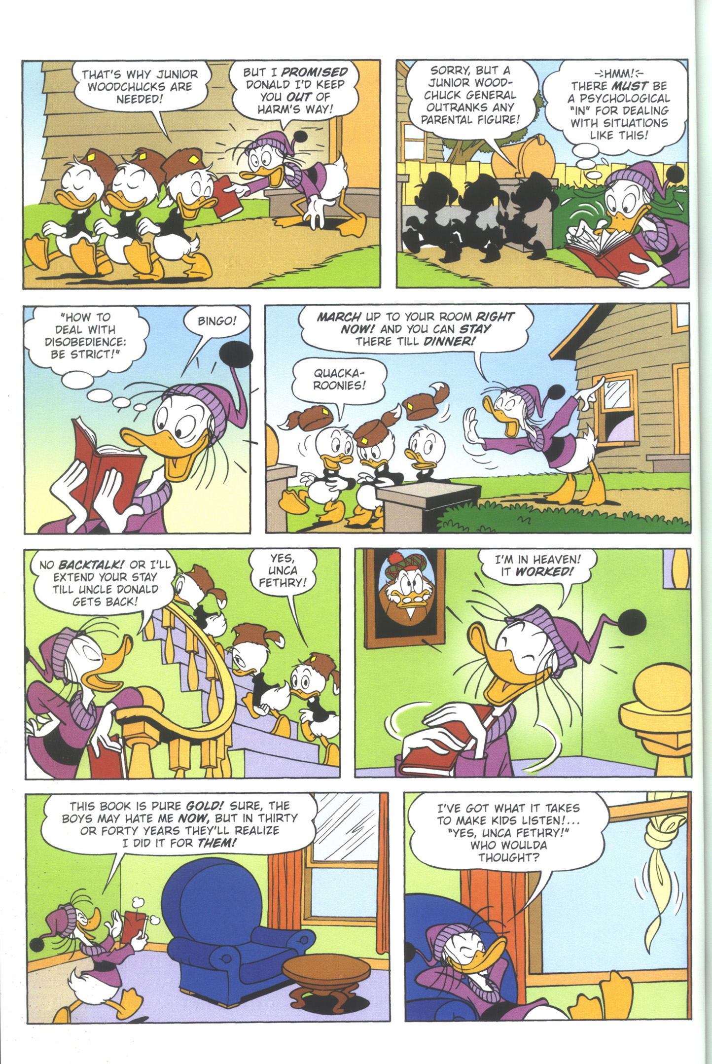 Read online Uncle Scrooge (1953) comic -  Issue #352 - 28