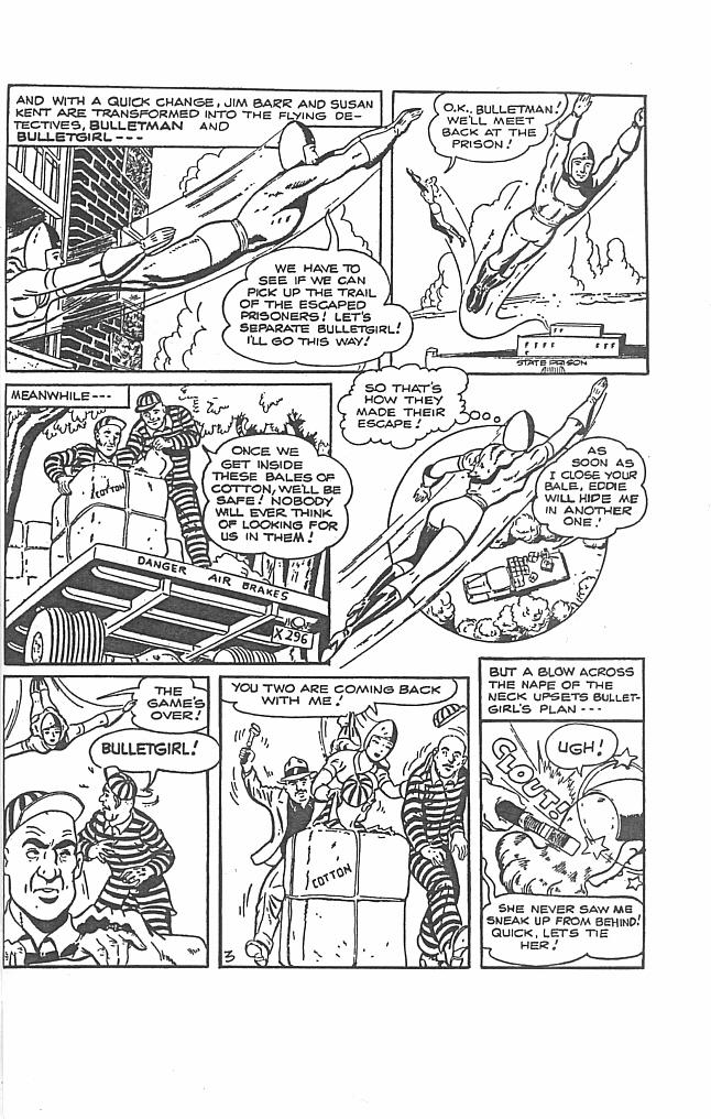 Read online Men of Mystery Comics comic -  Issue #38 - 5