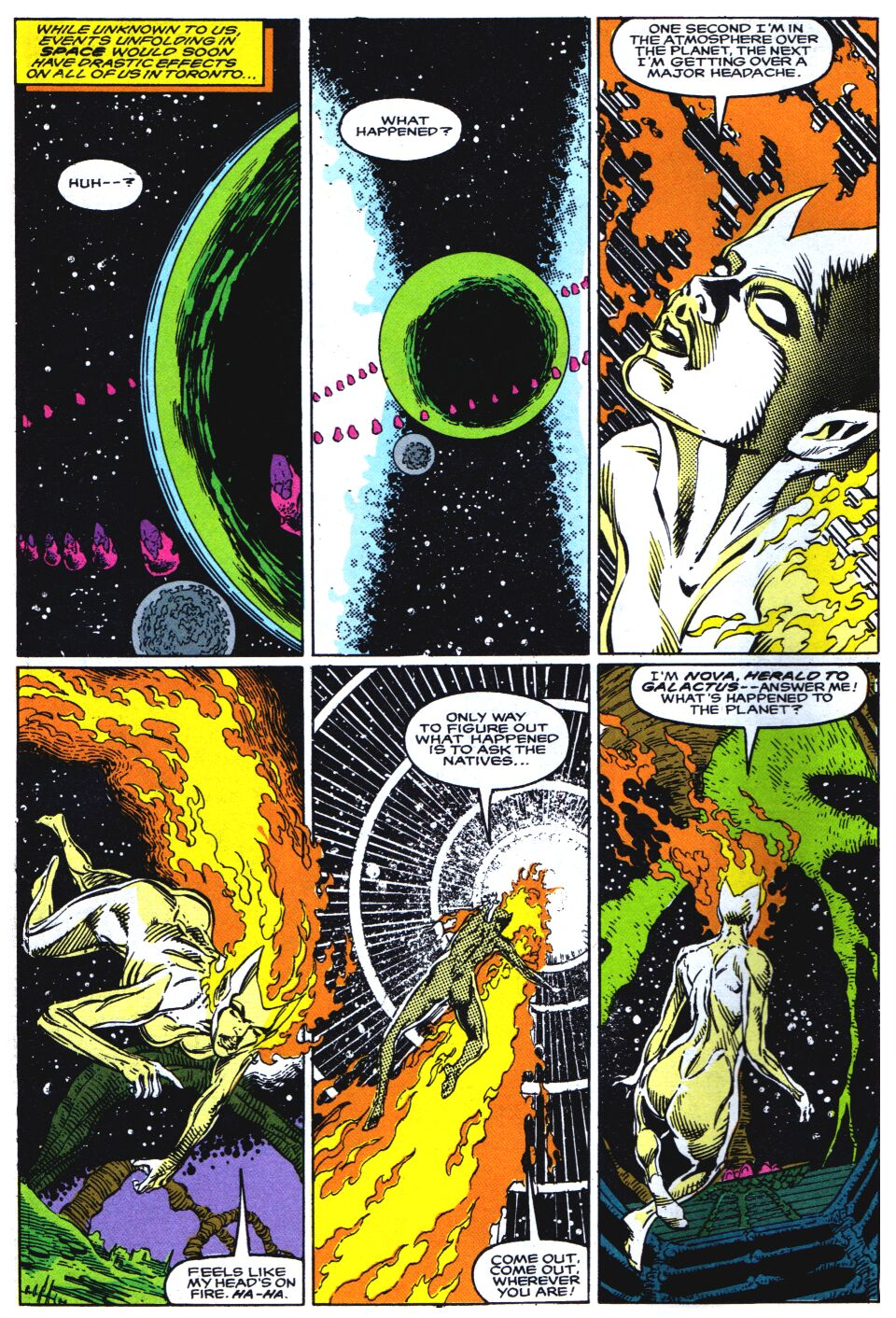 Read online Alpha Flight Special comic -  Issue #3 - 3