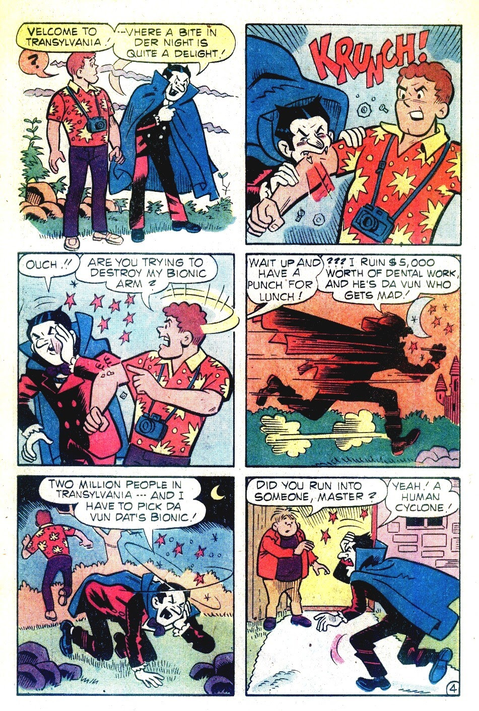 Read online Madhouse Comics comic -  Issue #118 - 6
