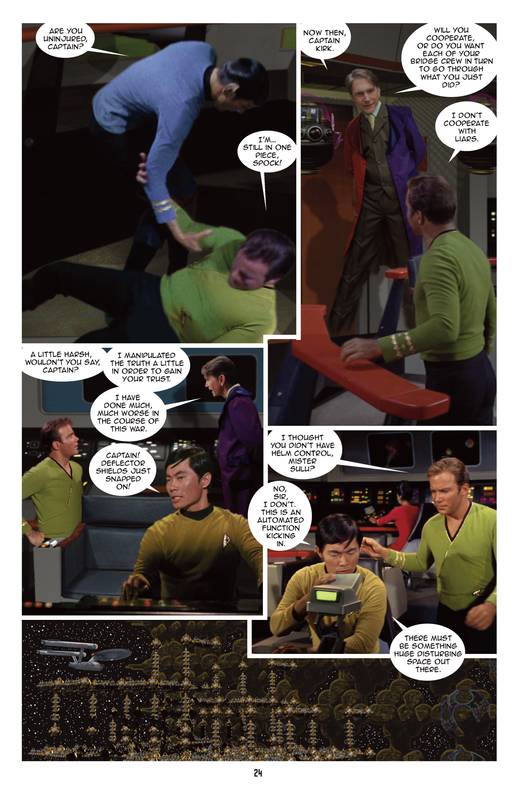 Read online Star Trek: New Visions comic -  Issue #15 - 26
