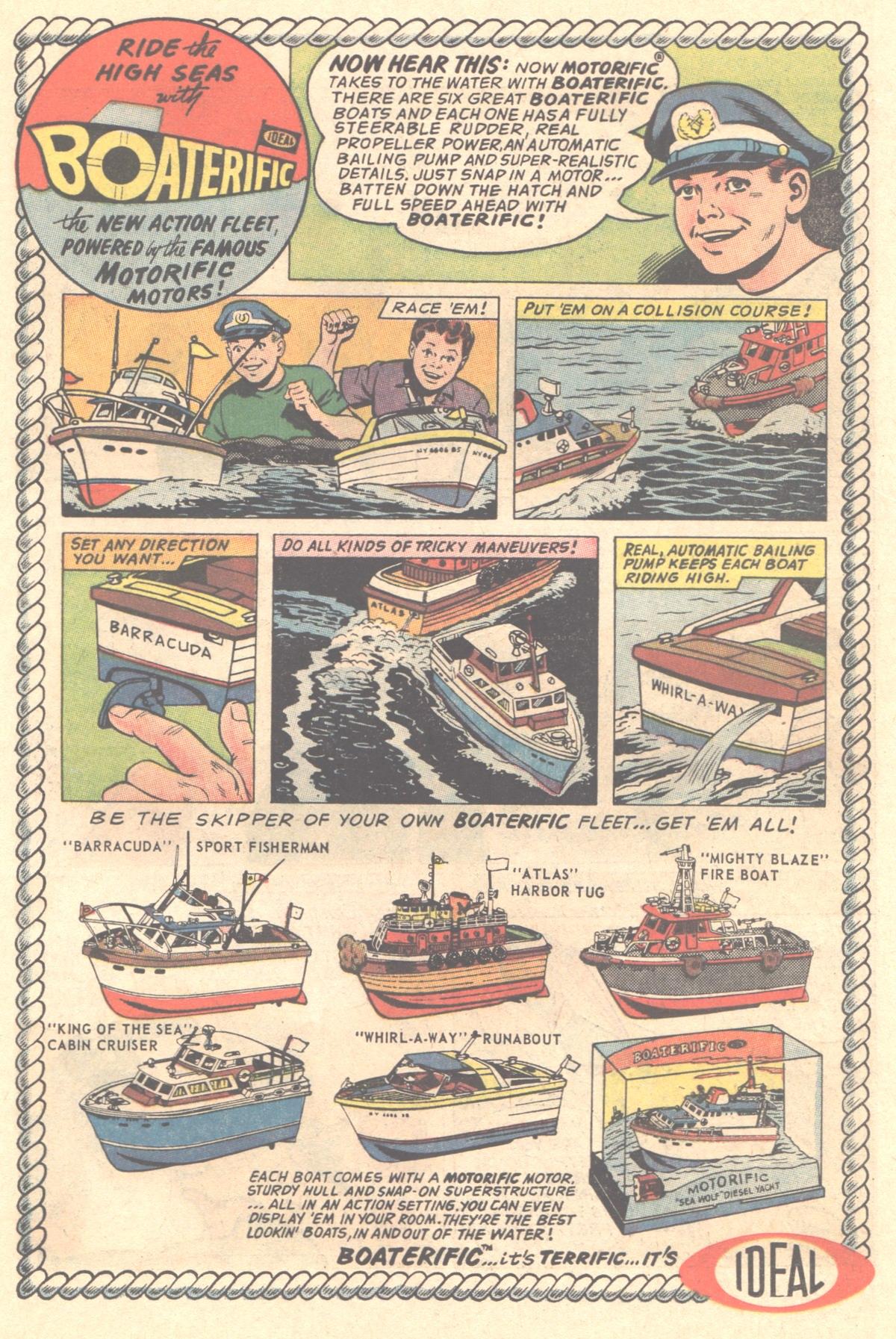 Read online Adventure Comics (1938) comic -  Issue #356 - 23