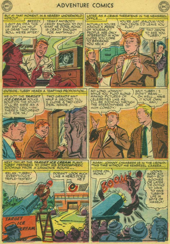 Read online Adventure Comics (1938) comic -  Issue #168 - 25