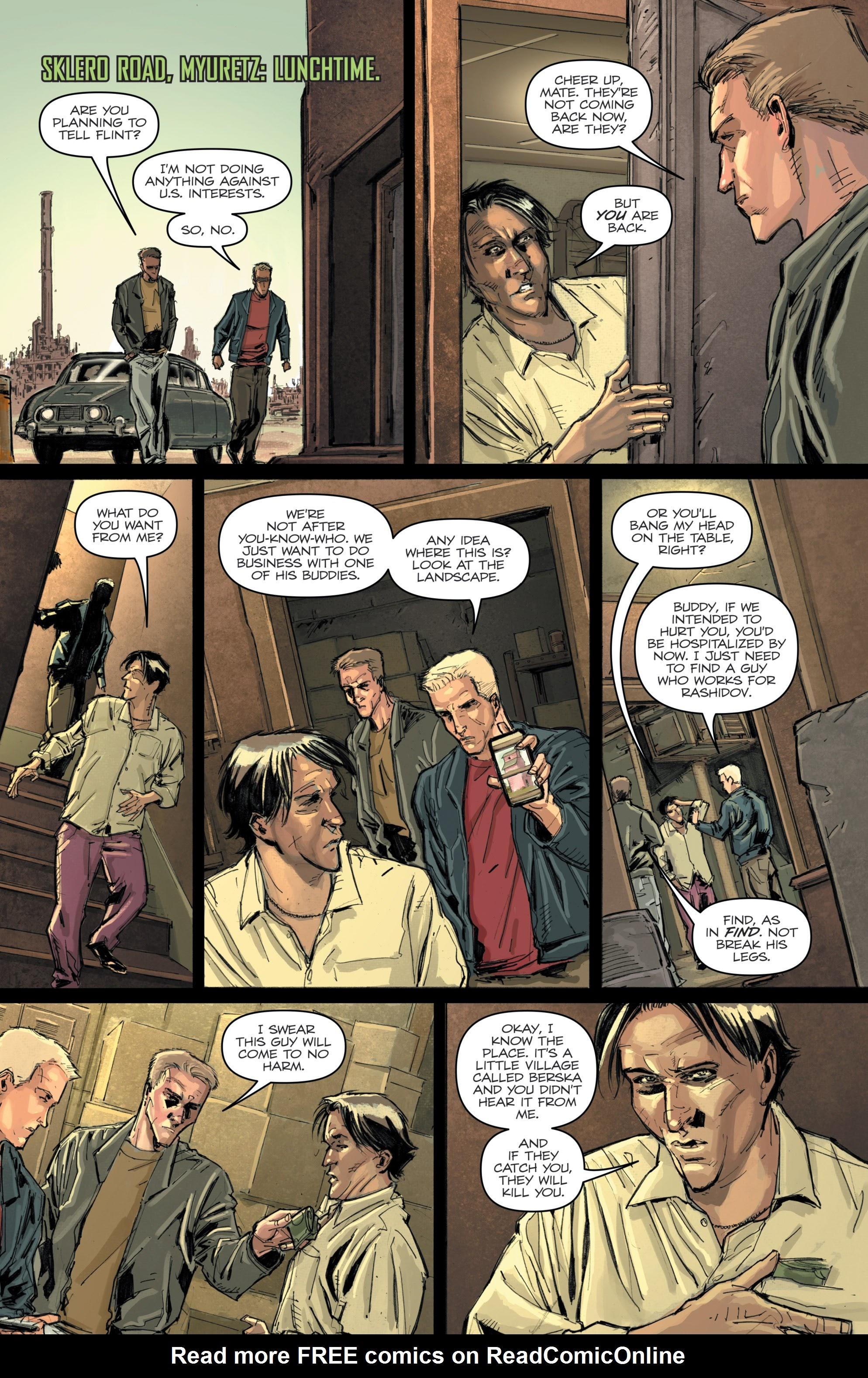 G.I. Joe (2014) #_TPB_2 #10 - English 85