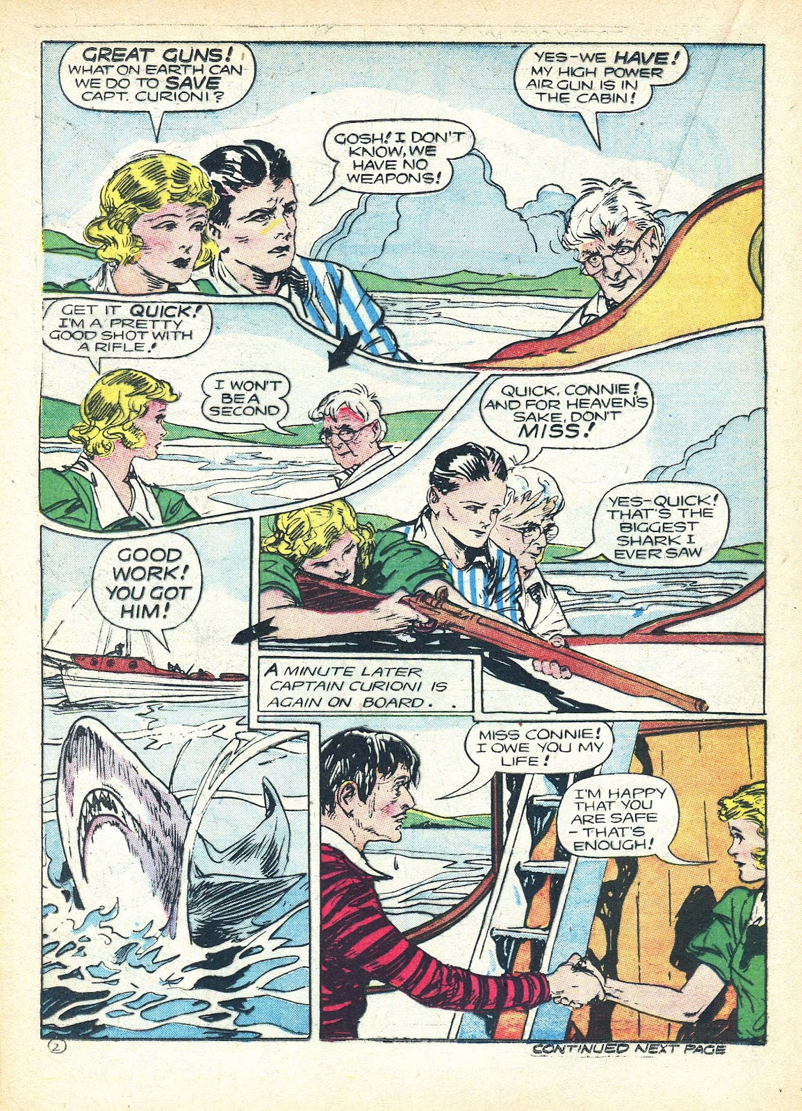 Read online Famous Funnies comic -  Issue #95 - 20