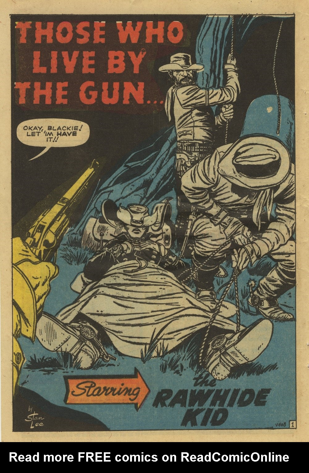 The Rawhide Kid (1955) issue 25 - Page 28