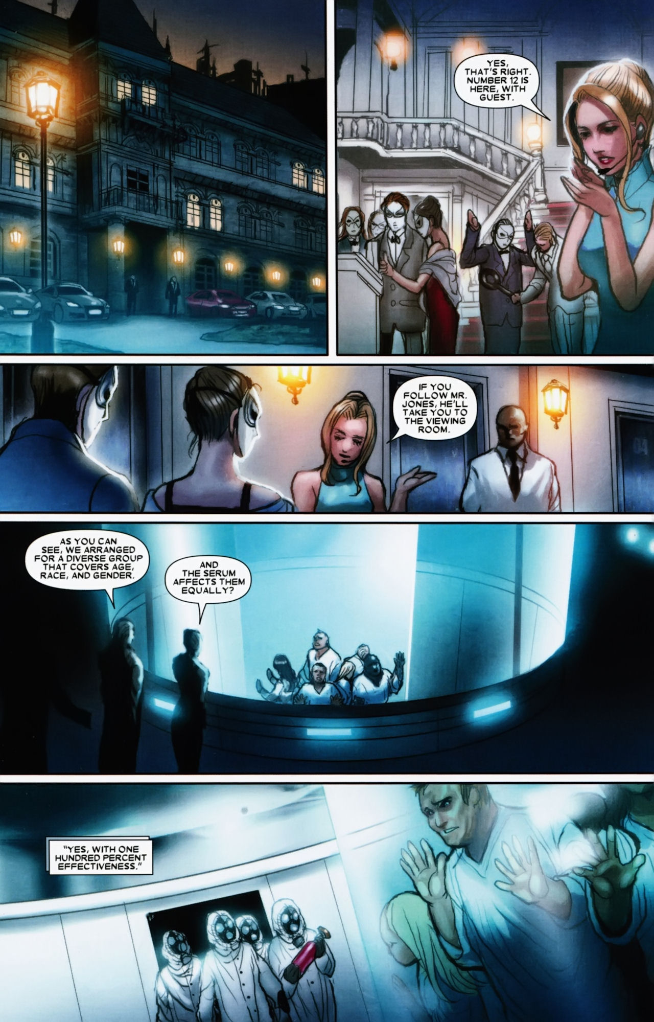 Read online X-23 (2010) comic -  Issue #11 - 15