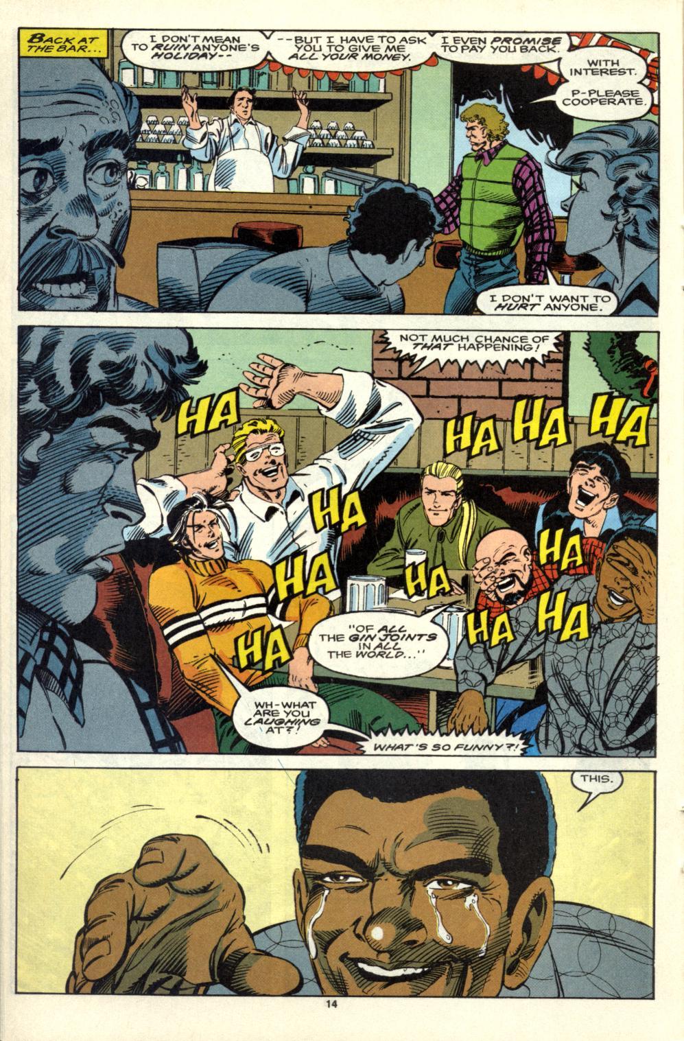 Read online Alpha Flight (1983) comic -  Issue #105 - 11