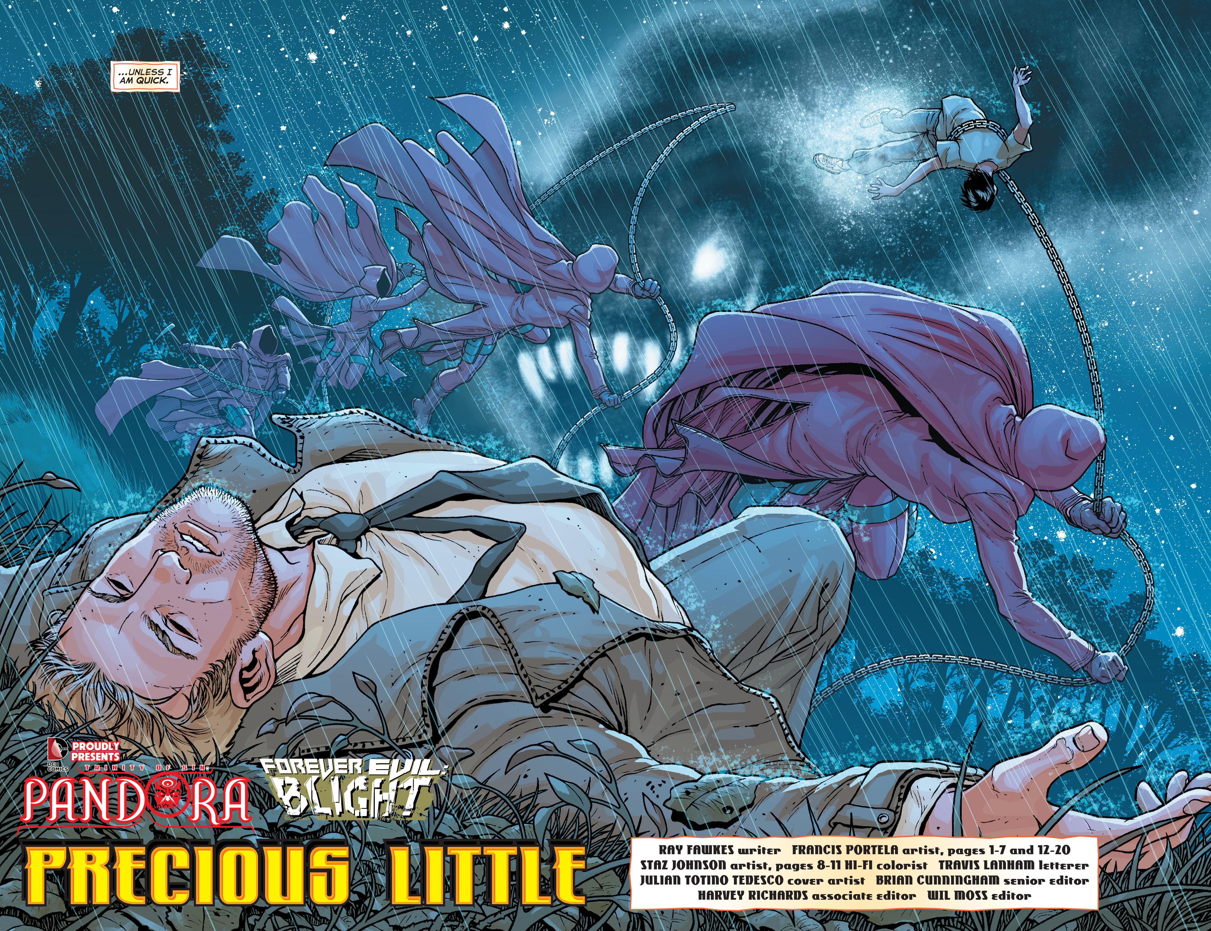 Read online Trinity of Sin: Pandora comic -  Issue #6 - 3